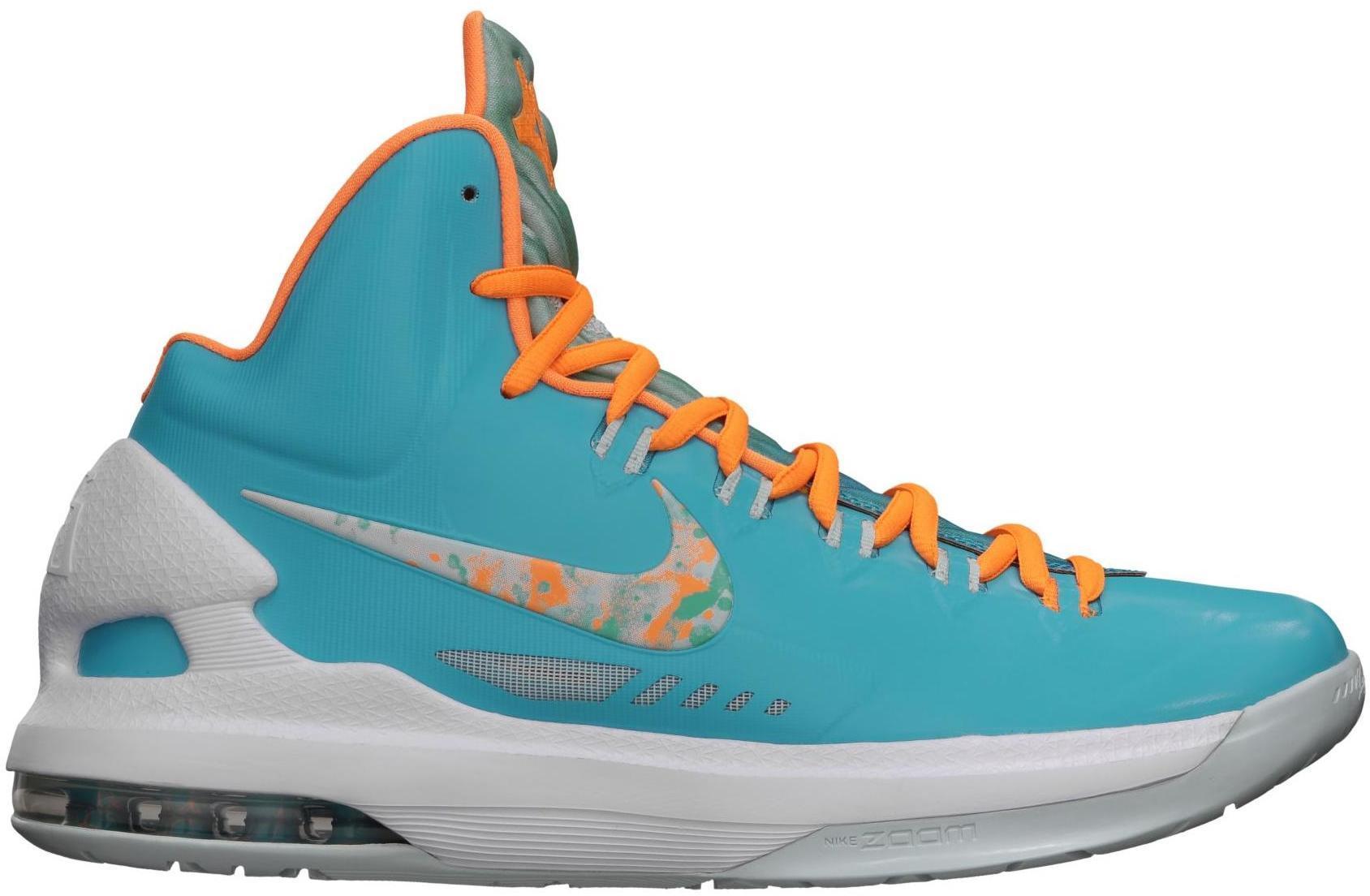 Nike Kd 5 Easter in Blue for Men - Lyst