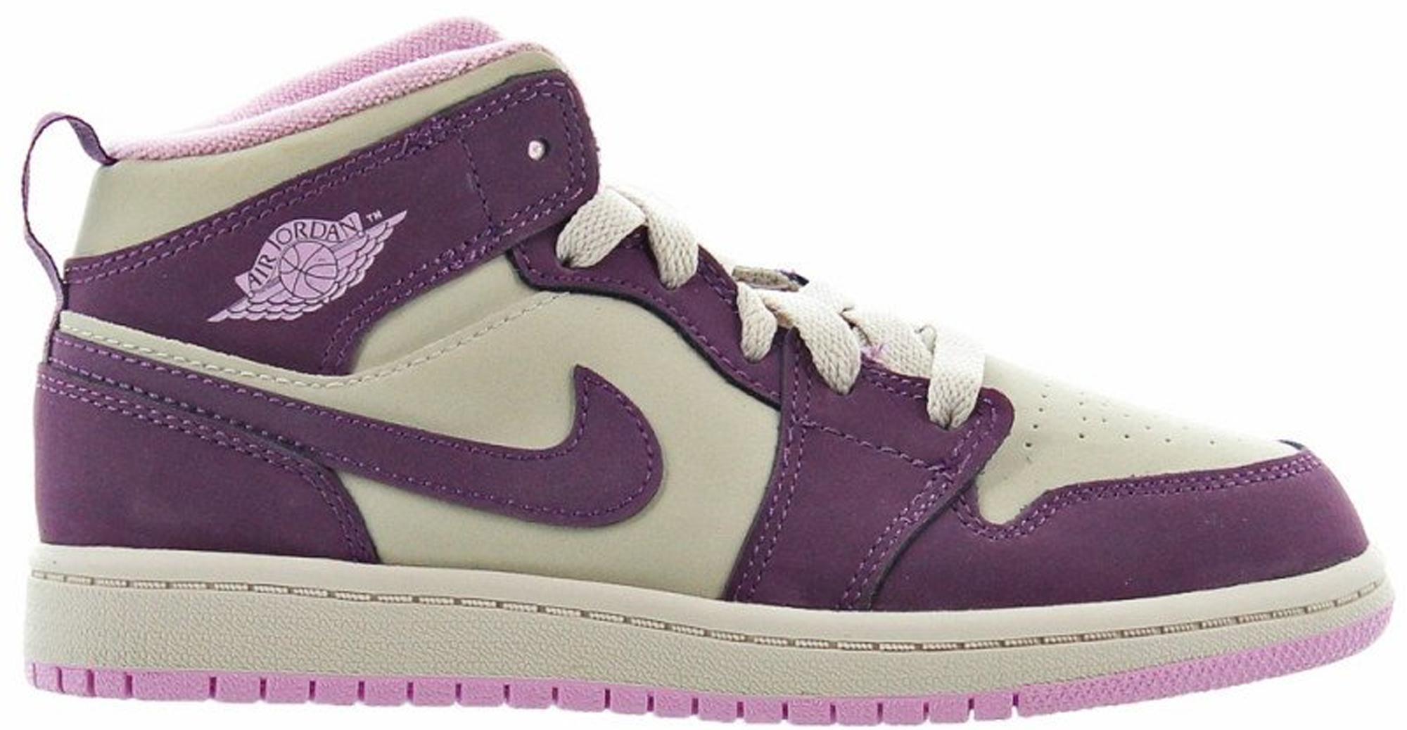 a84b657e7c36 Lyst - Nike 1 Mid Pro Purple Desert Sand (ps) in Purple for Men
