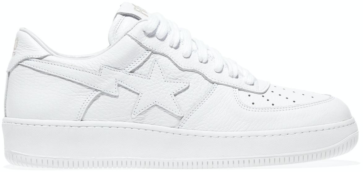 a03fd5cc1850 Lyst - A Bathing Ape A Bathing Ape Sta Ronnie Fieg Fiegsta White in ...