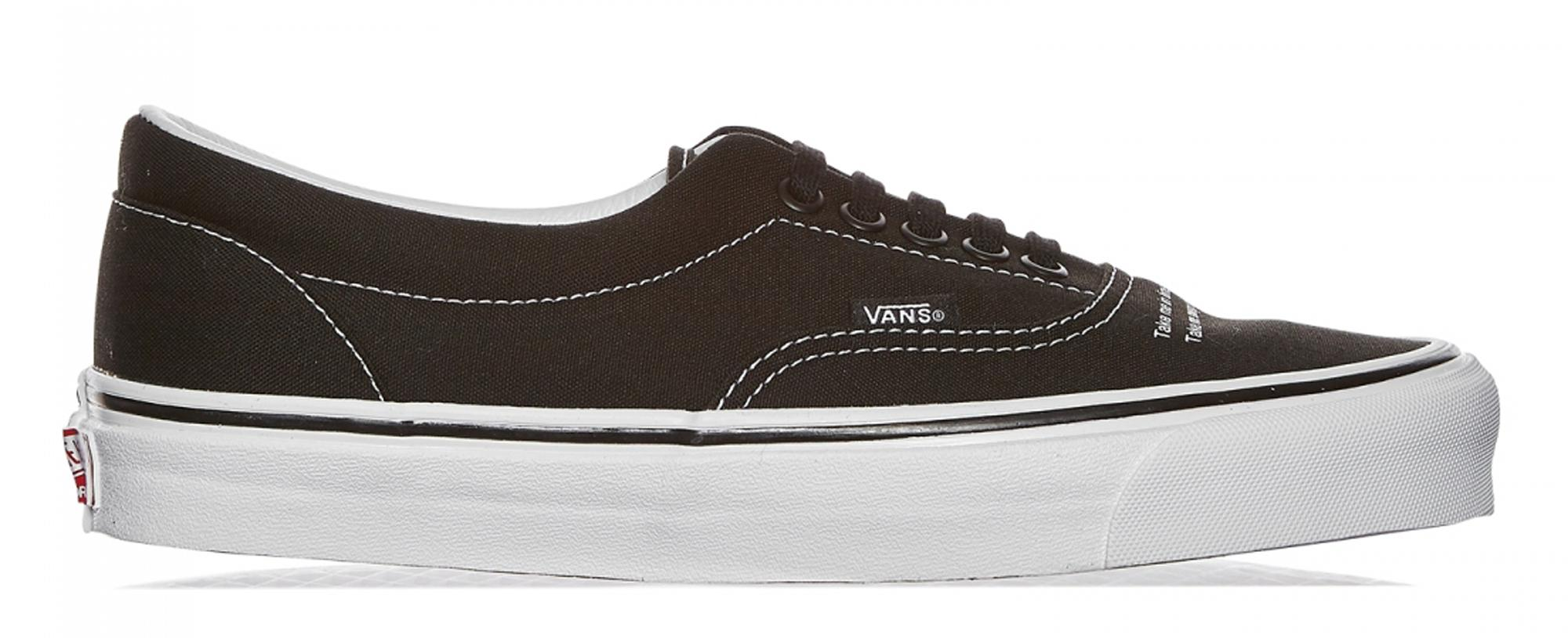 649404ec00 Lyst - Vans Era Undercover Black in Black for Men