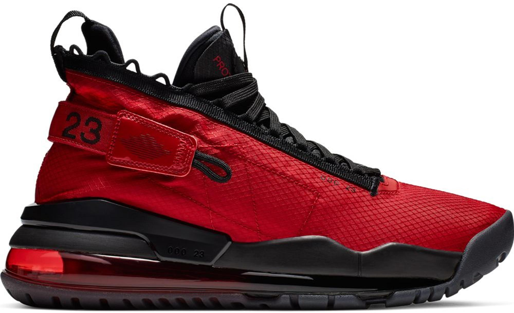 bdea83d7 Lyst - Nike Proto Max 720 Gym Red Black in Red for Men