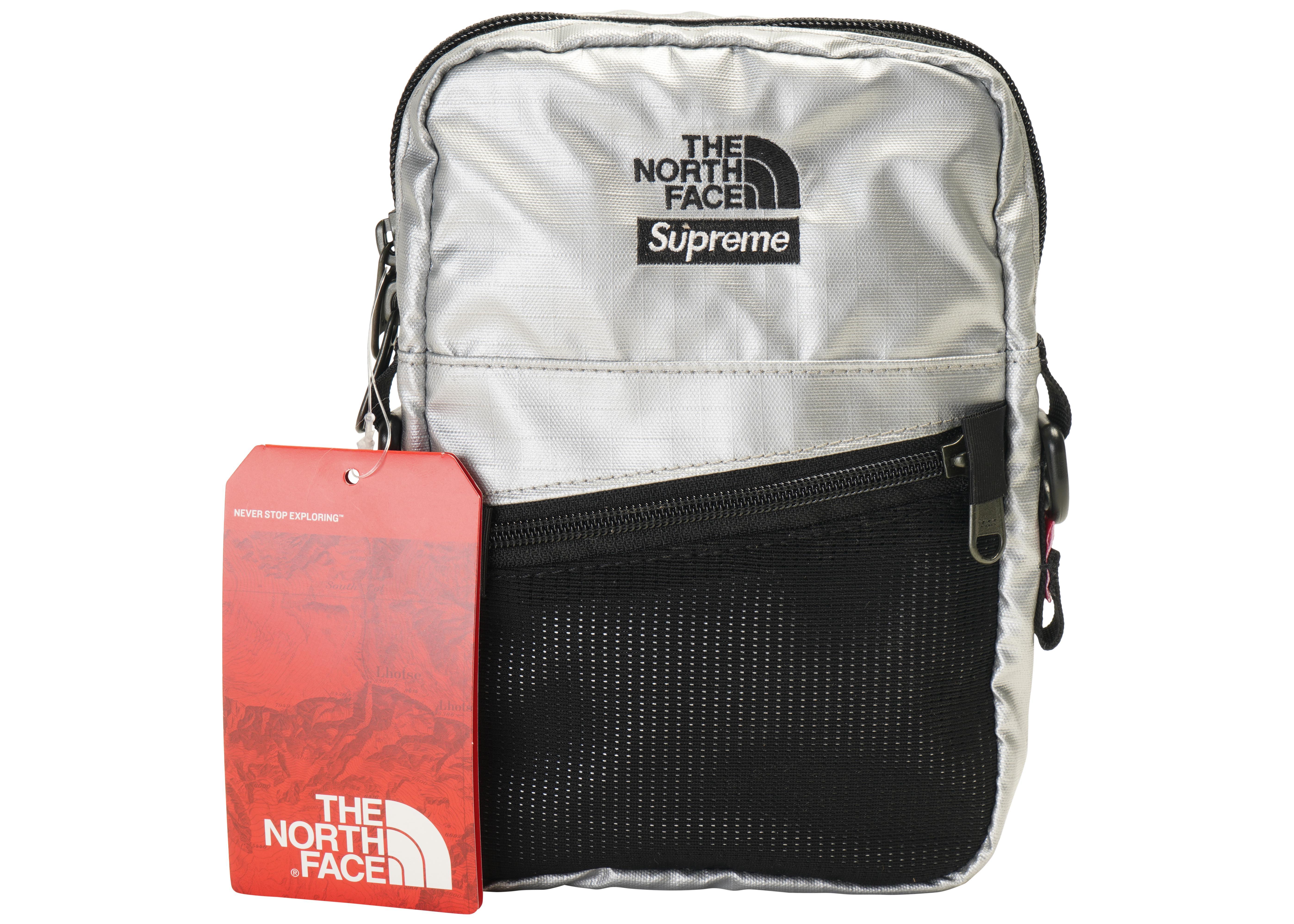 52bd72e1 Supreme North Face Rose Gold Shoulder Bag