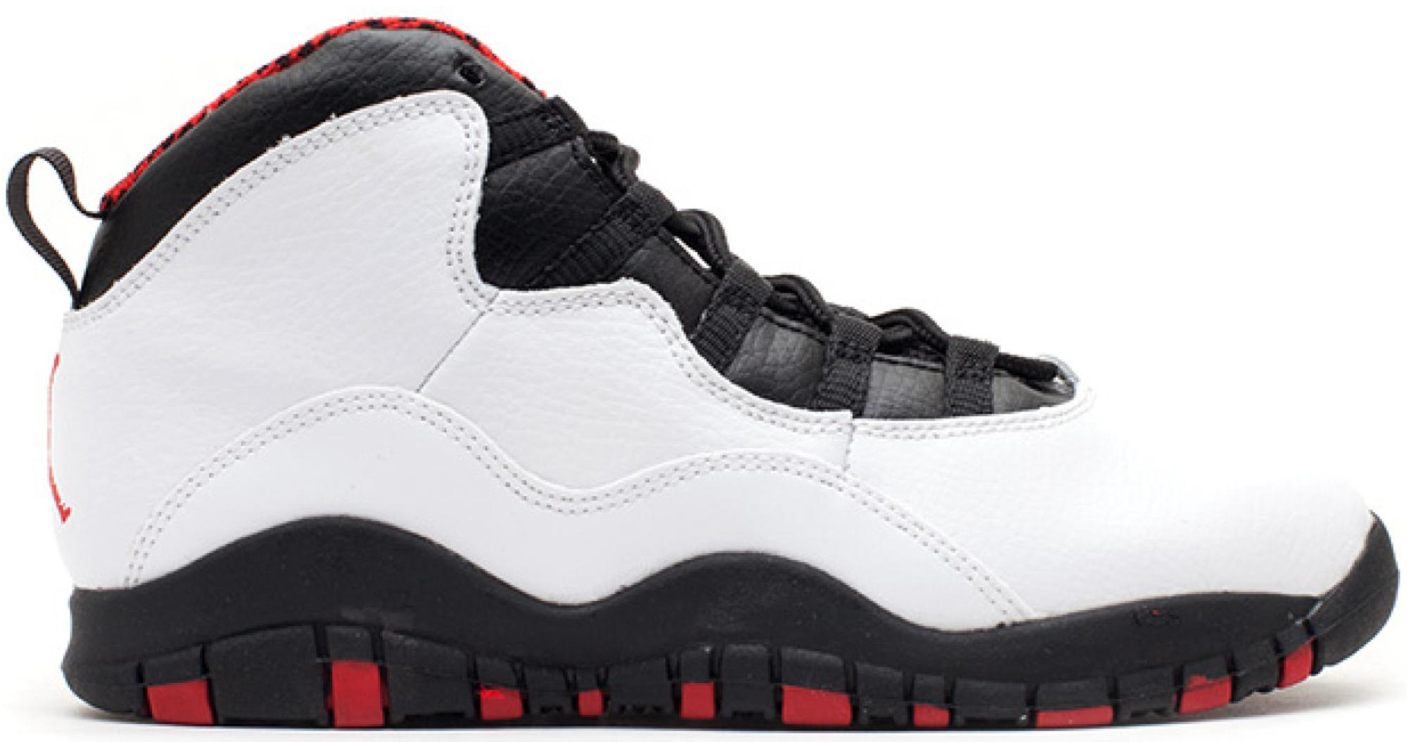 a5718f269fab Lyst - Nike 10 Retro Chicago 2012 (ps) in Black for Men