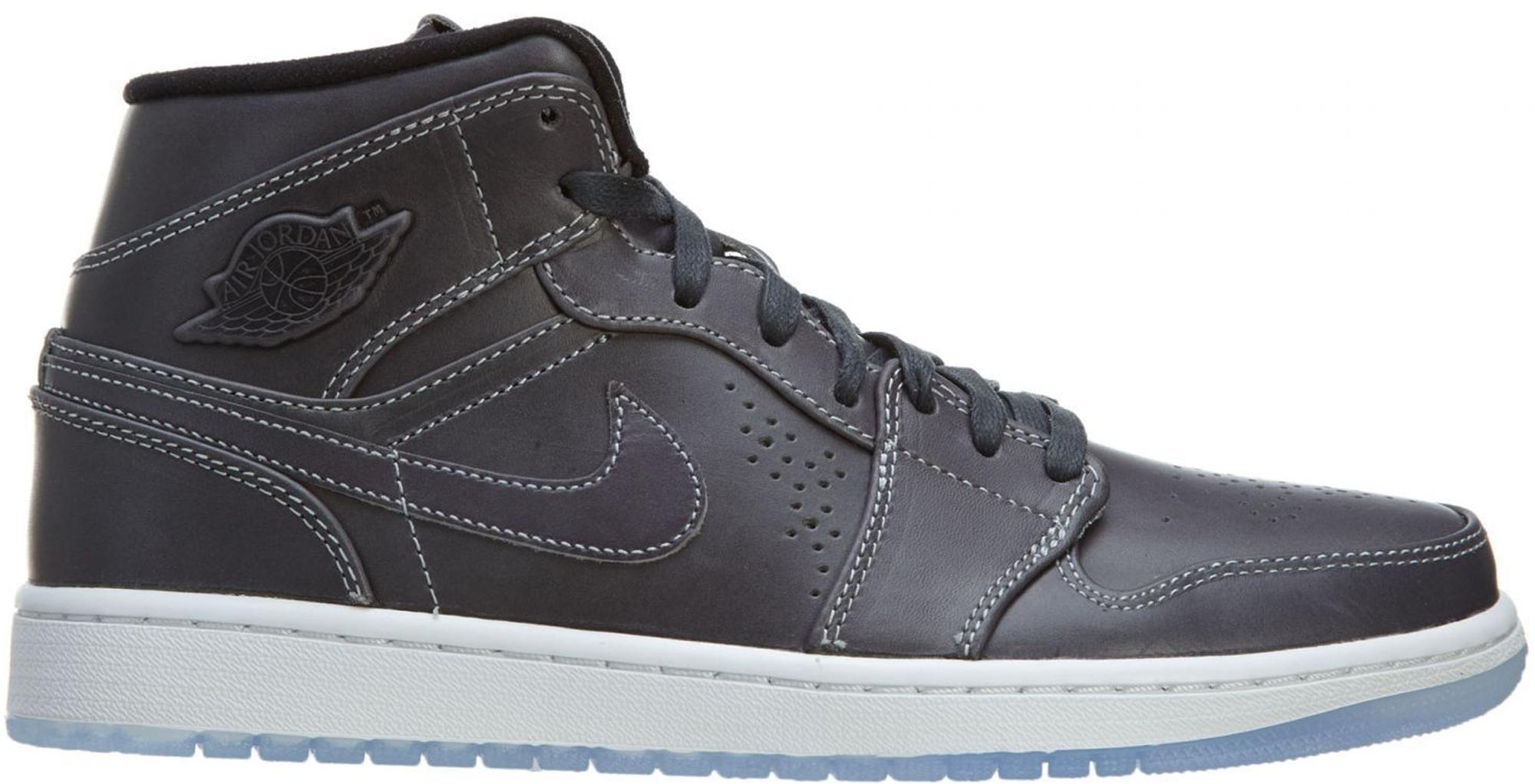33c6b8f2 Nike 1 Mid Nouveau Wolf Grey in Gray for Men - Lyst