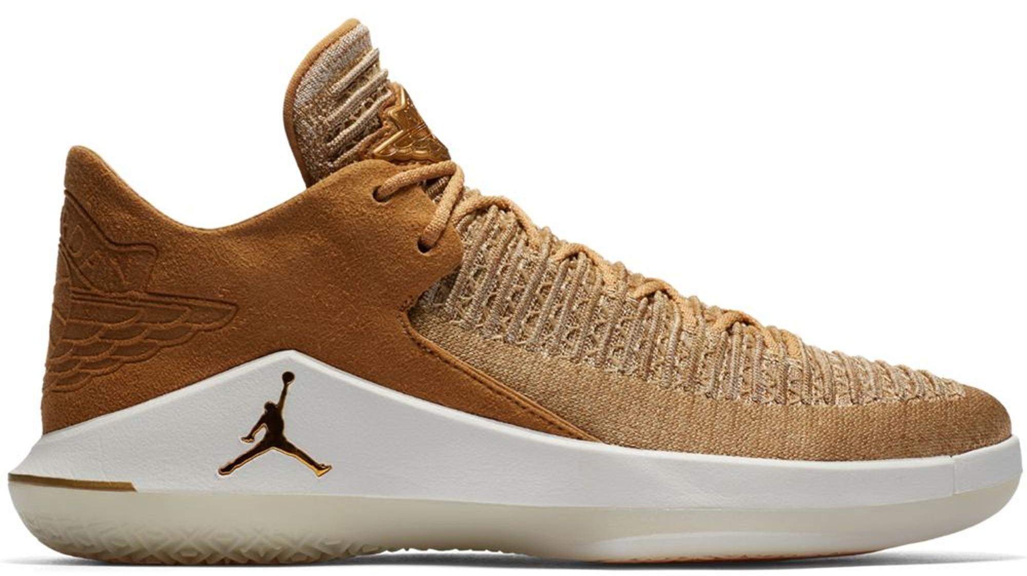 373ec3b6 Nike - Metallic Xxxii Low Golden Harvest for Men - Lyst. View fullscreen