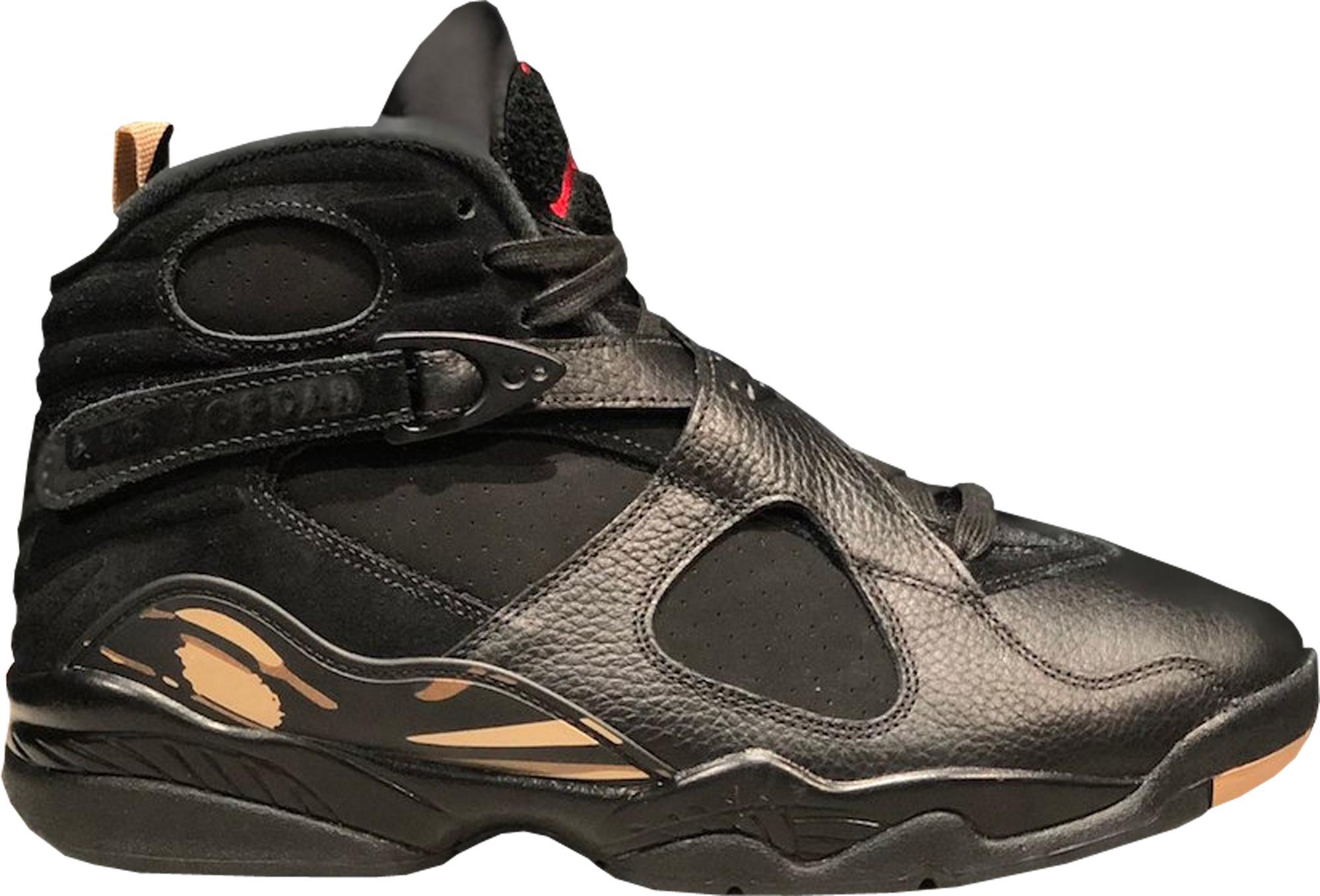 00e29e449093 Lyst - Nike 8 Retro Ovo Black in Black for Men