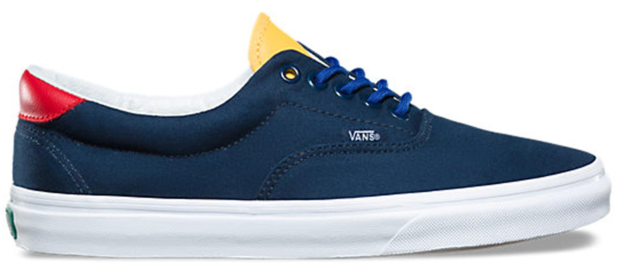 e9490846de Lyst - Vans Era 59 Yacht Club Dress Blues in Blue for Men