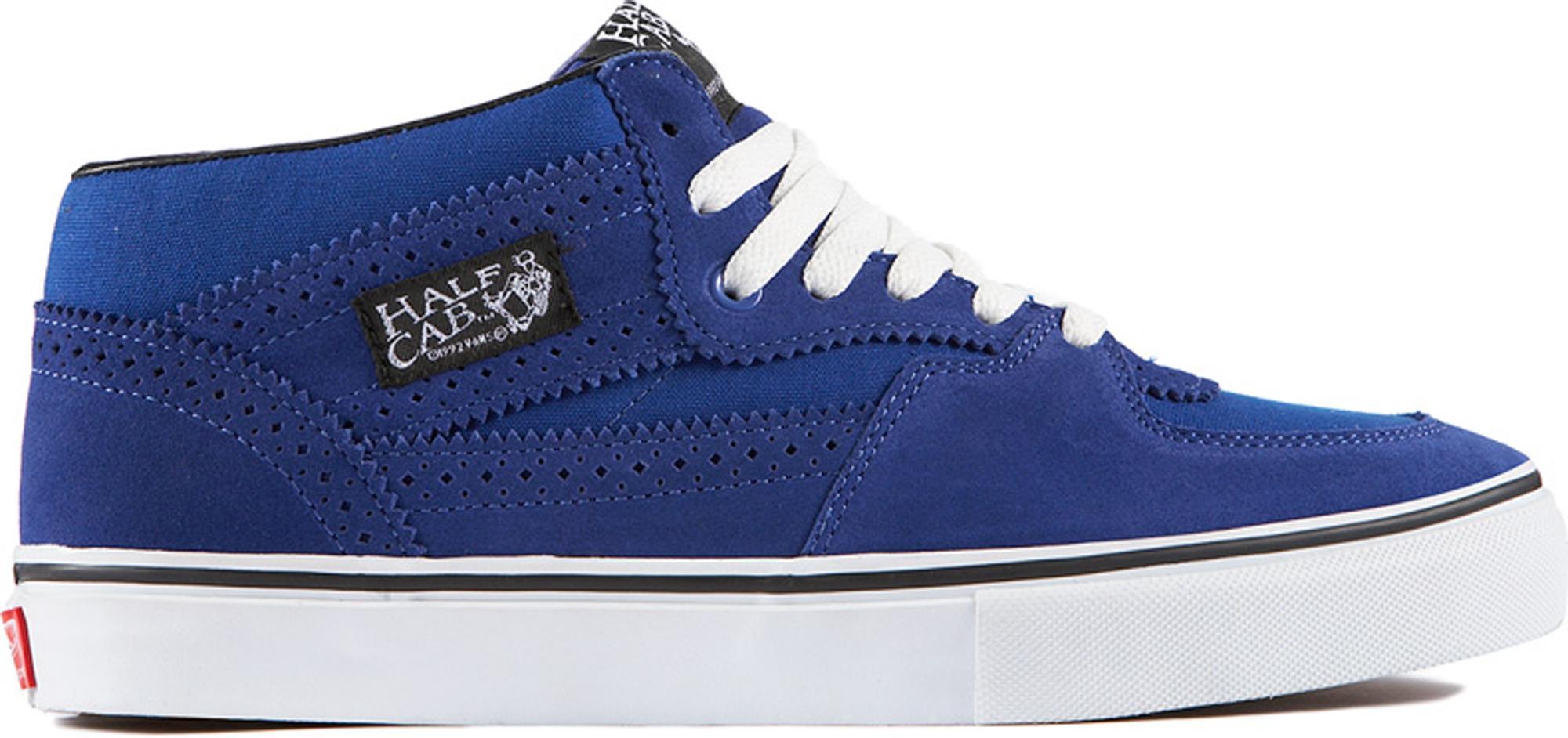 Lyst - Vans Half Cab Supreme Diamond Cut (blue) in Blue for Men 469707a44