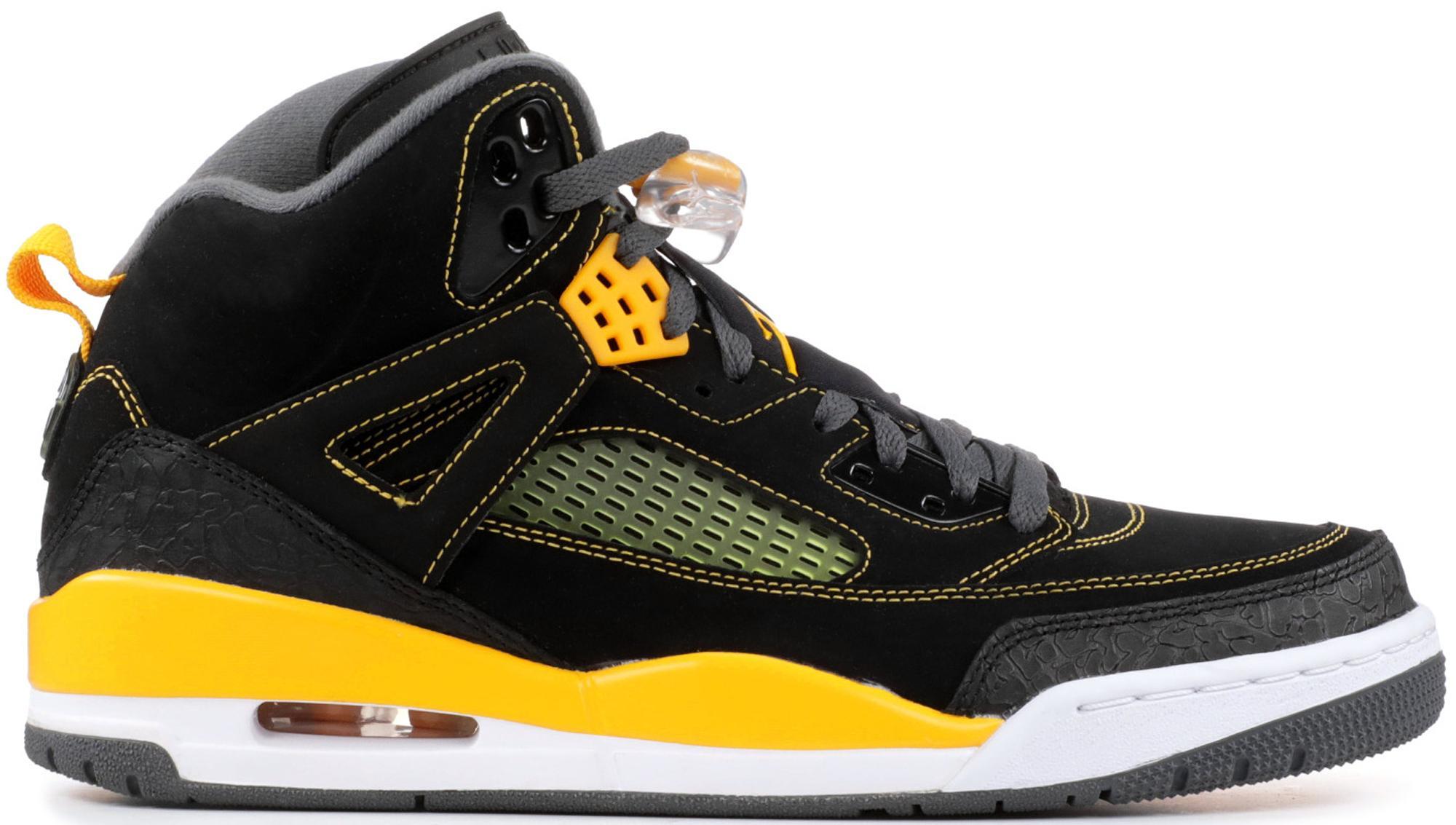 Lyst - Nike Spiz ike Black University Gold in Black for Men 681948d04f4d