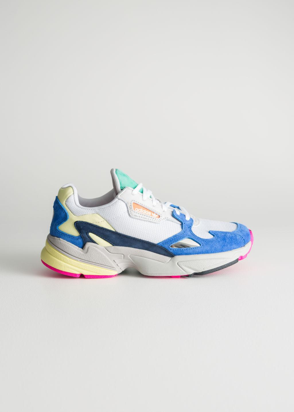 watch 6f418 bf666   Other Stories Adidas Falcon in White - Lyst