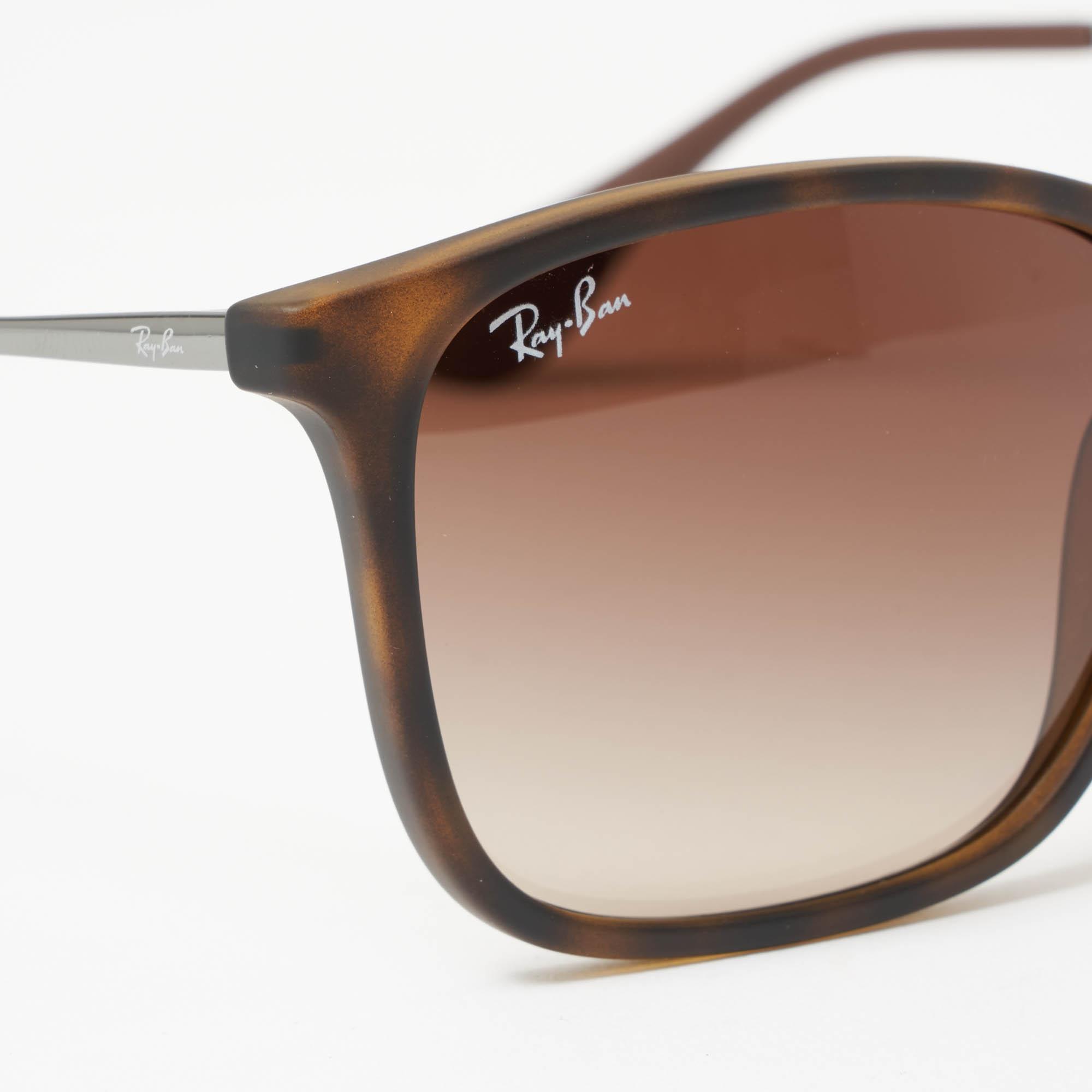 e8c67261b9 Ray-Ban - Multicolor Tortoise Chris Sunglasses - Brown Gradient Lenses for  Men - Lyst. View fullscreen