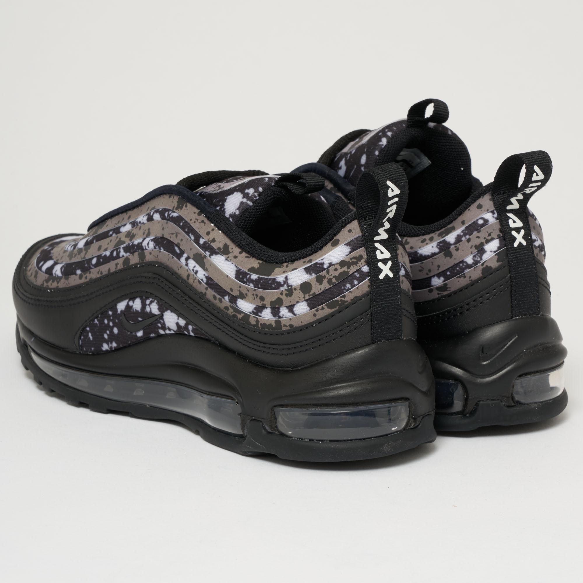 e6647c28df2 Nike - Air Max 97 Ultra 17 Prm - Black   Vast Grey for Men -. View  fullscreen
