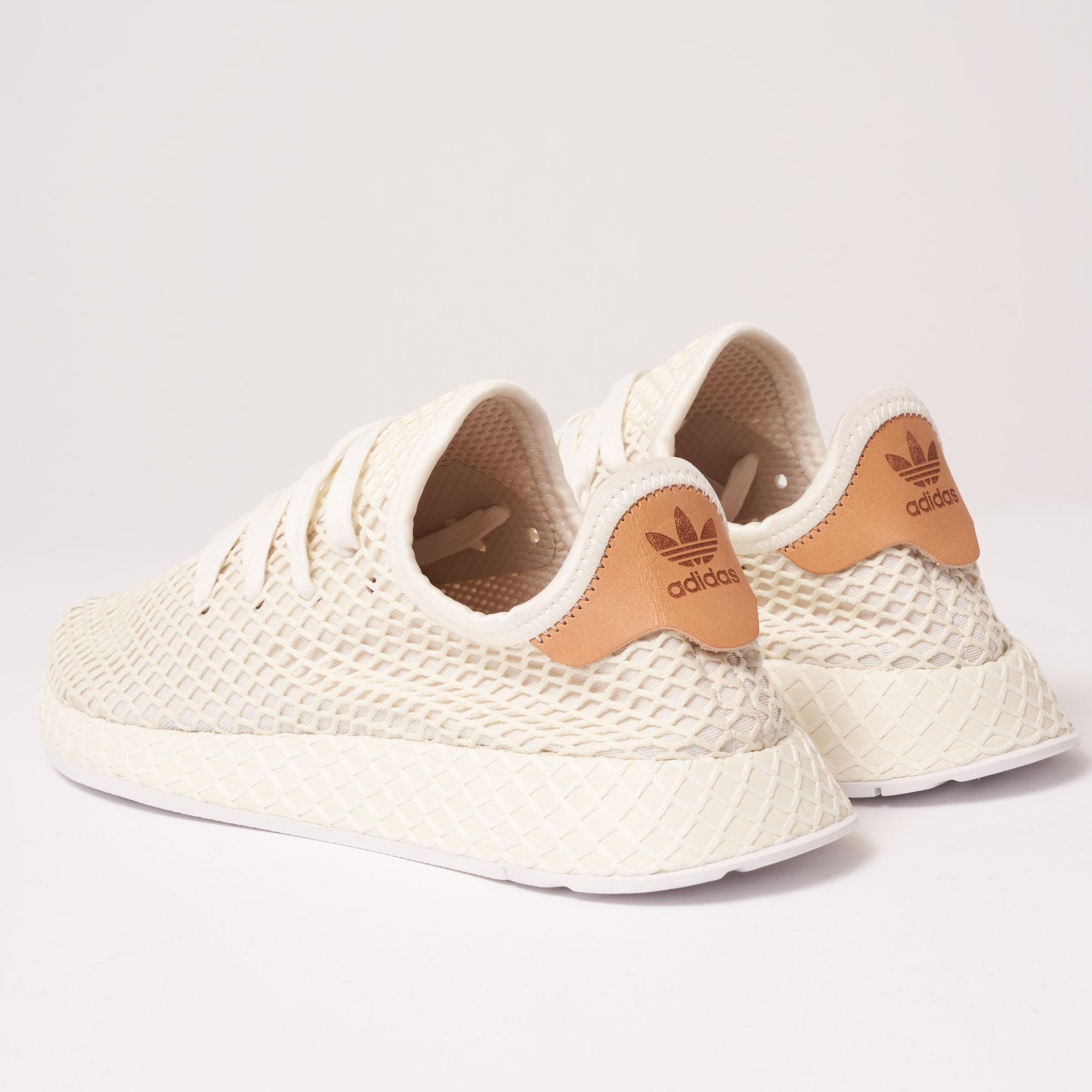 d225bb46c Lyst - adidas Originals Deerupt Runner - Cloud White