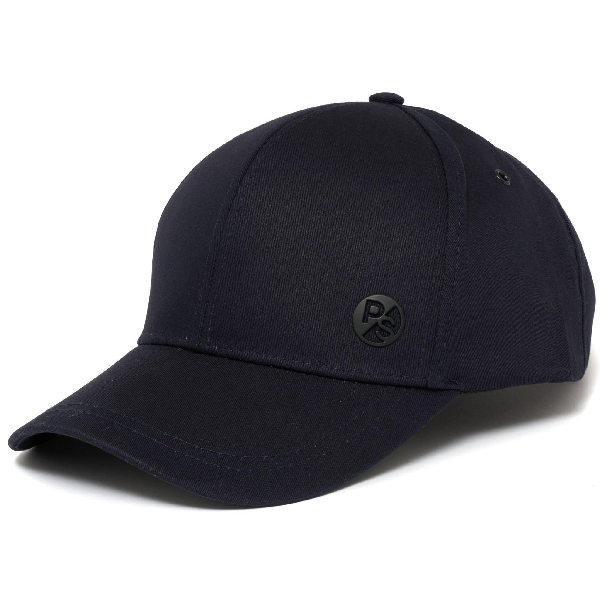 6ee381161d5 PS by Paul Smith Paul Smith Baseball Navy Hat in Blue for Men - Lyst