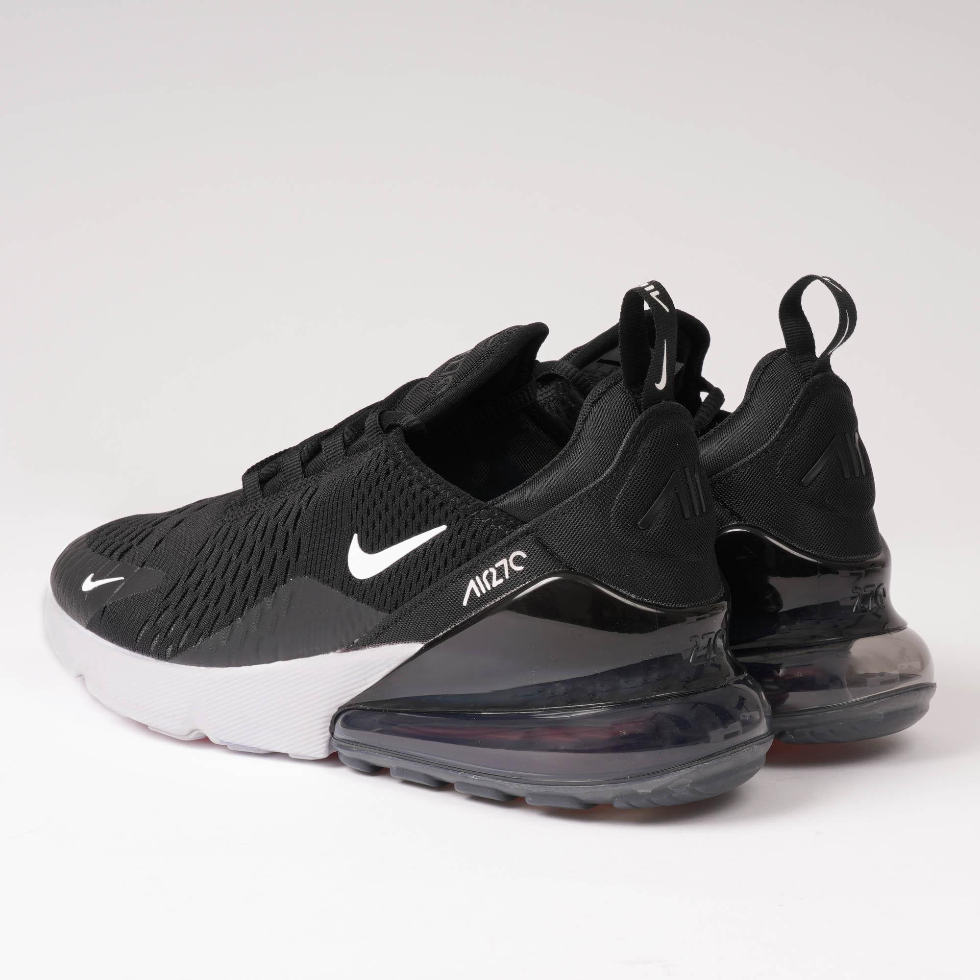 bd8ce8504e35d1 Nike - Air Max 270 - Black
