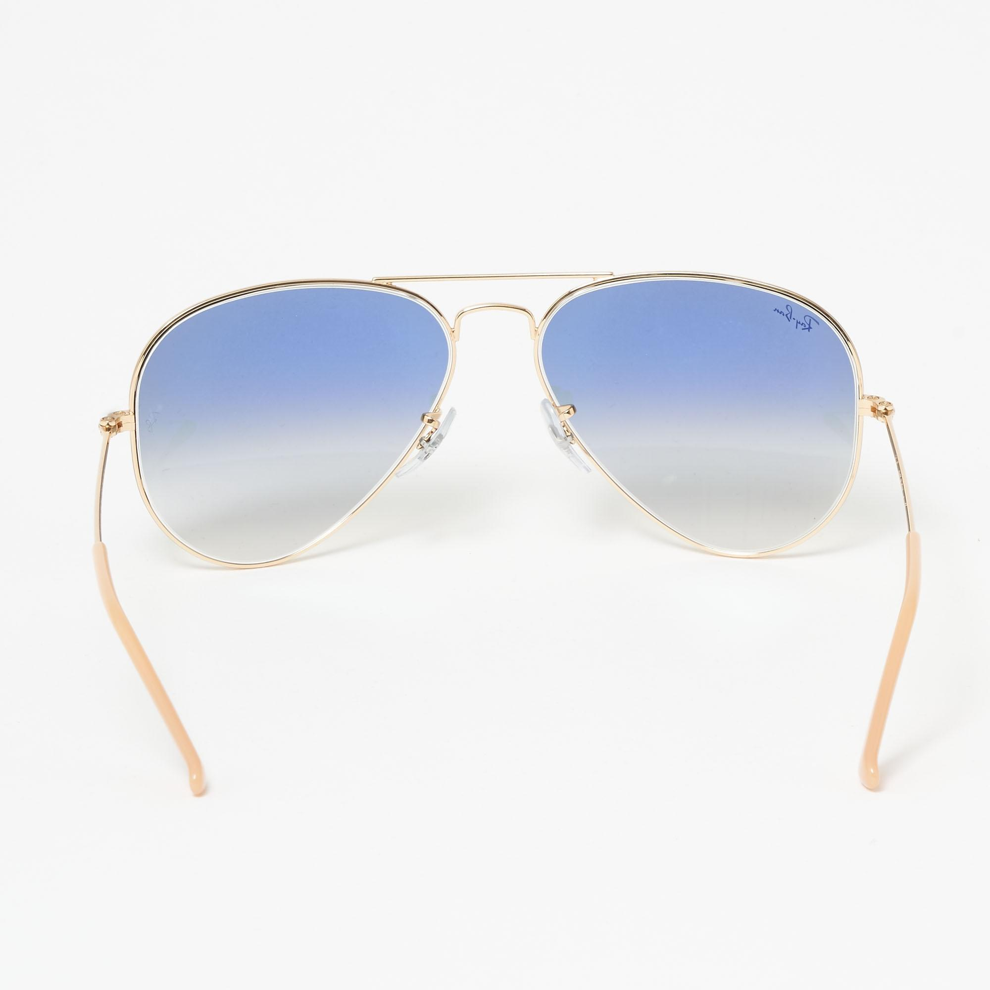 eff26baf095ba ... Sunglasses - Light Blue Gradient Lenses for Men. View fullscreen