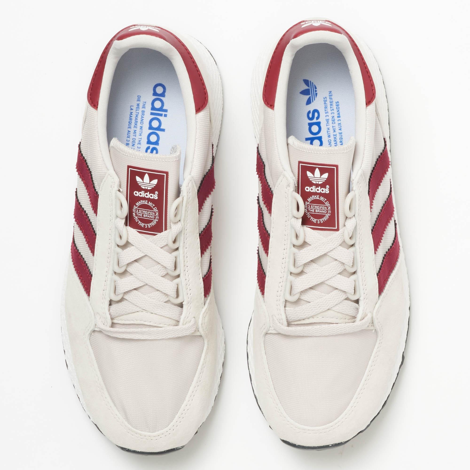 pretty nice 8335f 29e0d Originals White Ftw Lyst Forest Adidas Pearl amp Grove Chalk Core Ca5Baqn