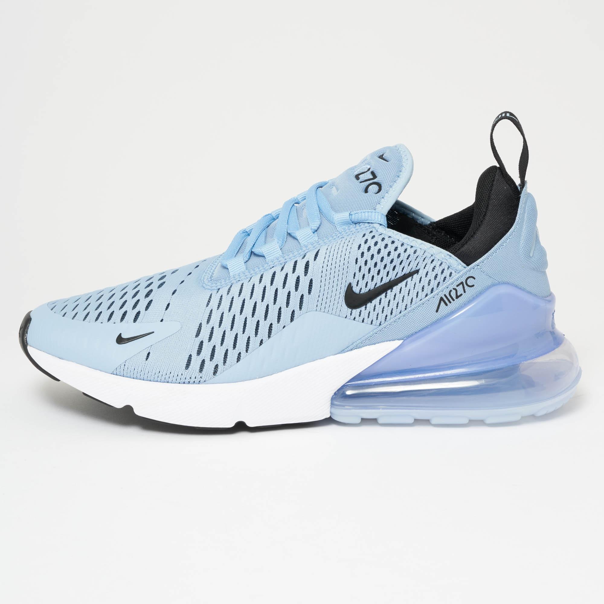 7b381d6ef91 ... cheap lyst nike air max 270 leche blue black white in blue for men  676fa 7bfc1