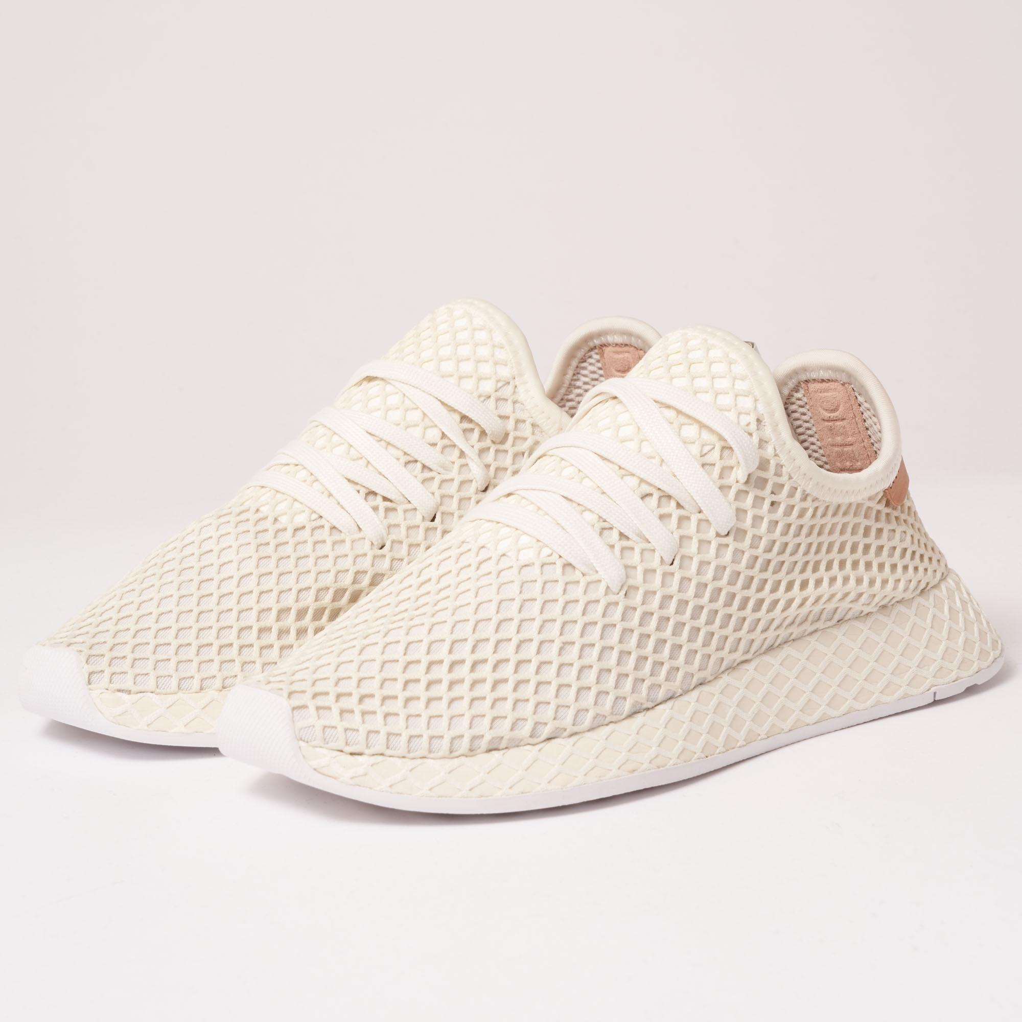 566745b09 Lyst - adidas Originals Deerupt Runner - Cloud White