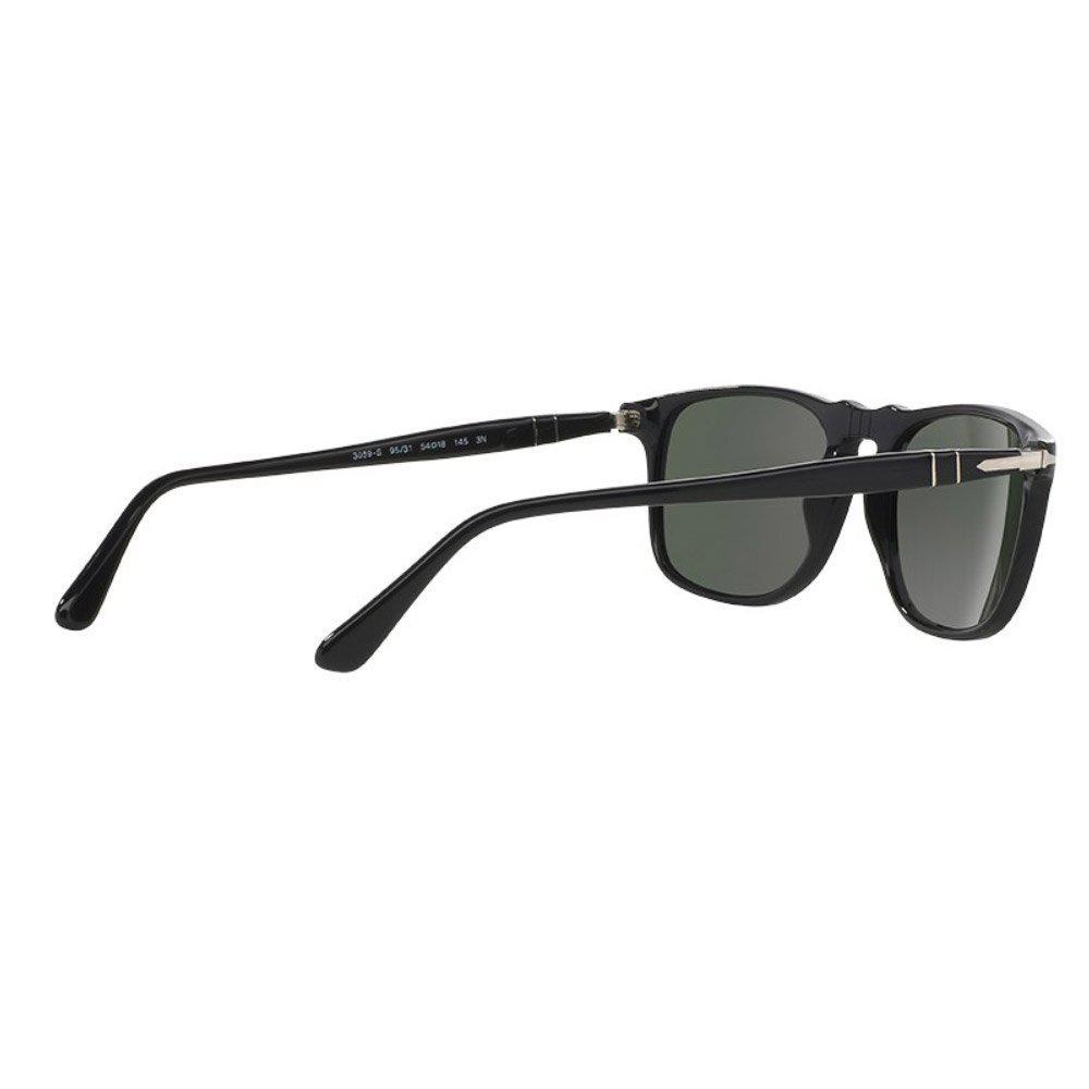 8d74e9e7fd349 Persol - Po3059 S Black Sunglasses for Men - Lyst. View fullscreen