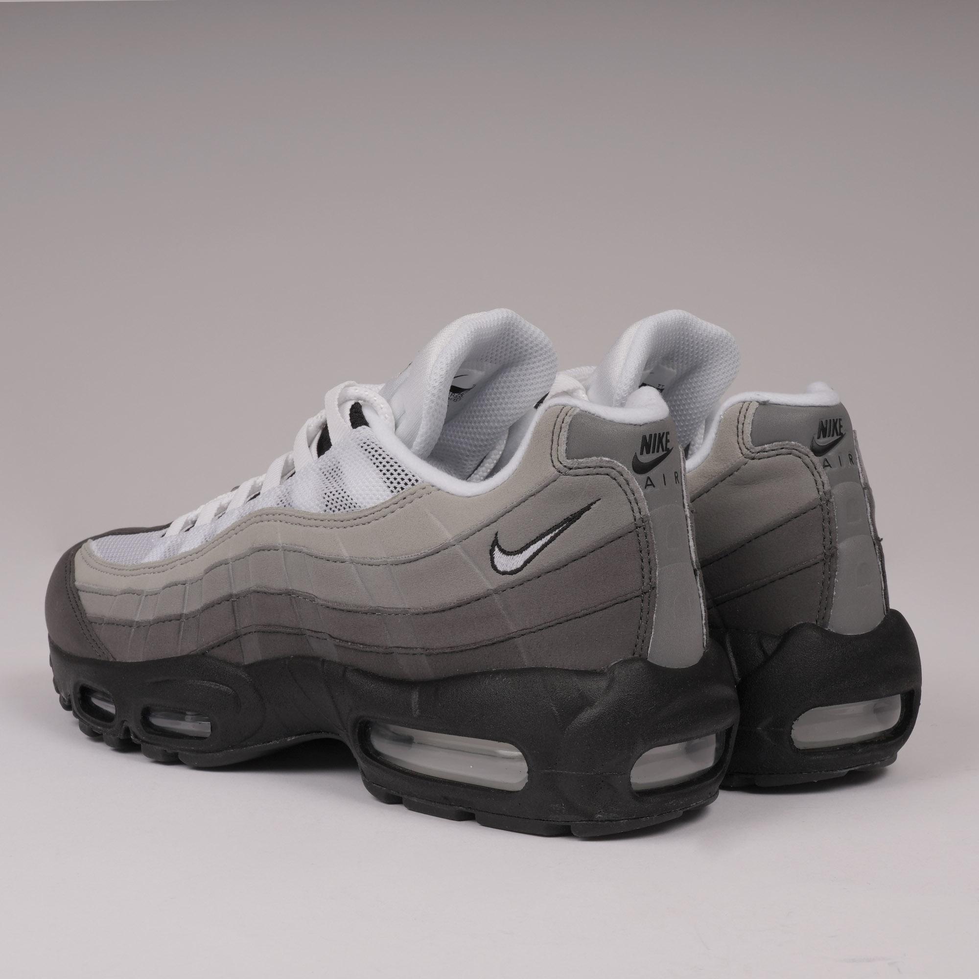 Lyst - Nike Air Max 95 Og - Black 46e605798