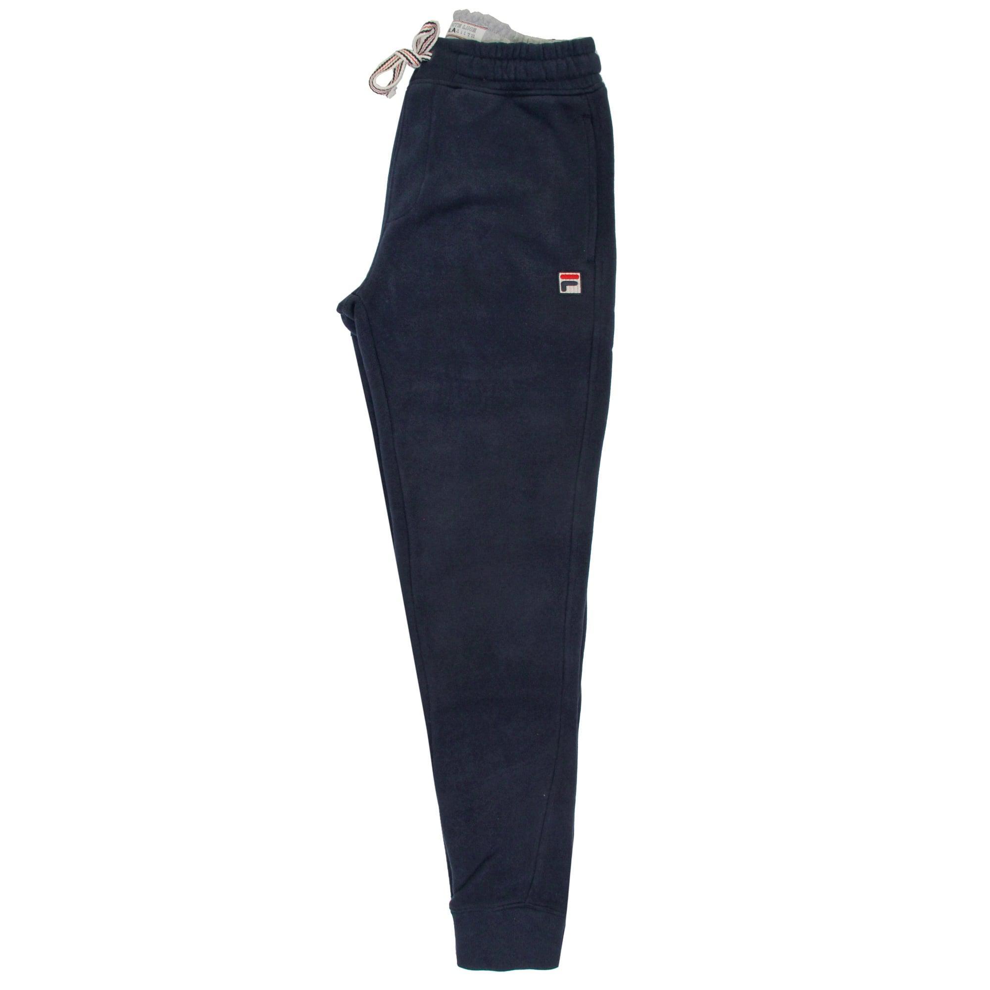 8d25b1661753 Lyst - Fila Vintage Livata Peacoat Track Pants in Blue