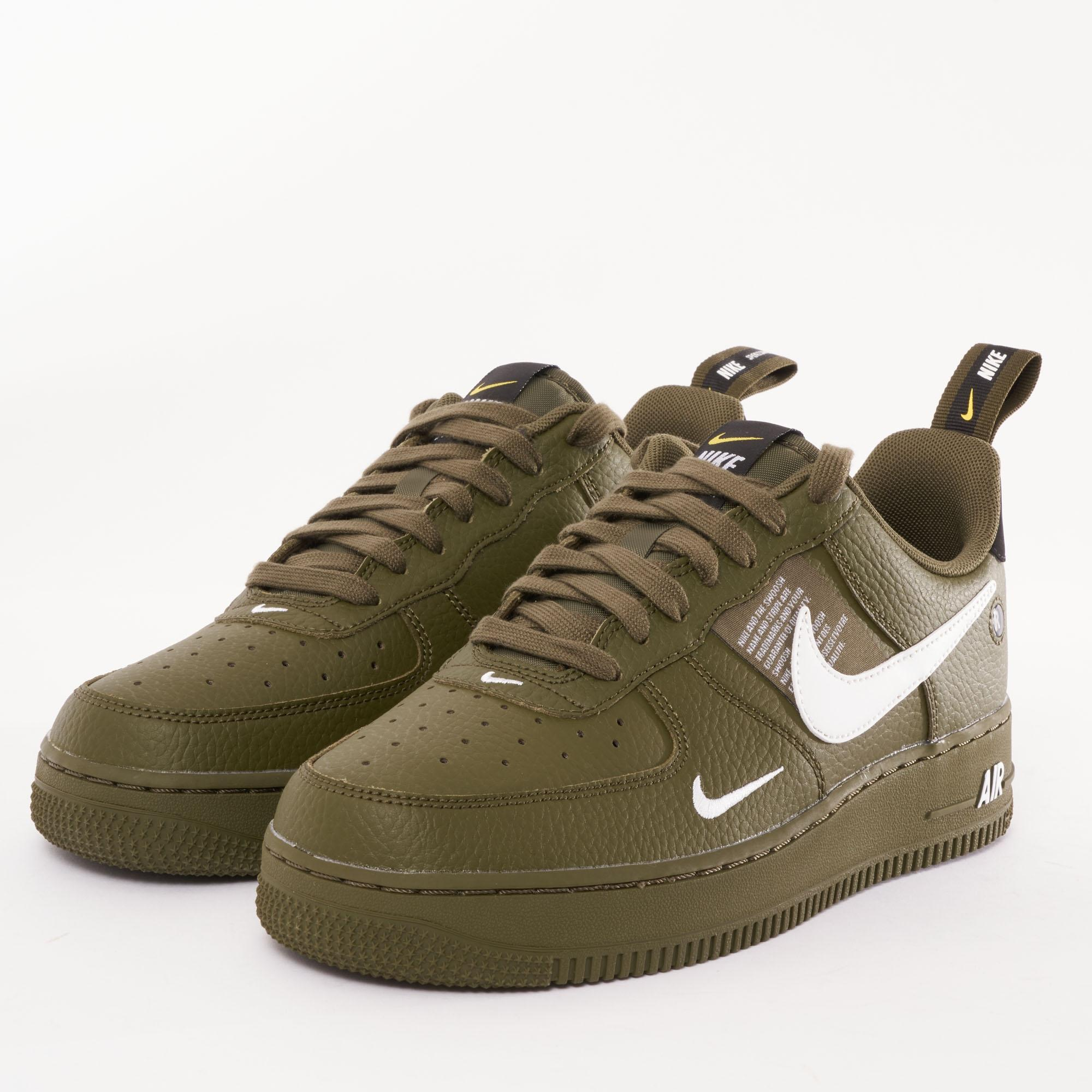 c68f4b05c76 Lyst - Nike Air Force 1 Utility Trainers in Green for Men