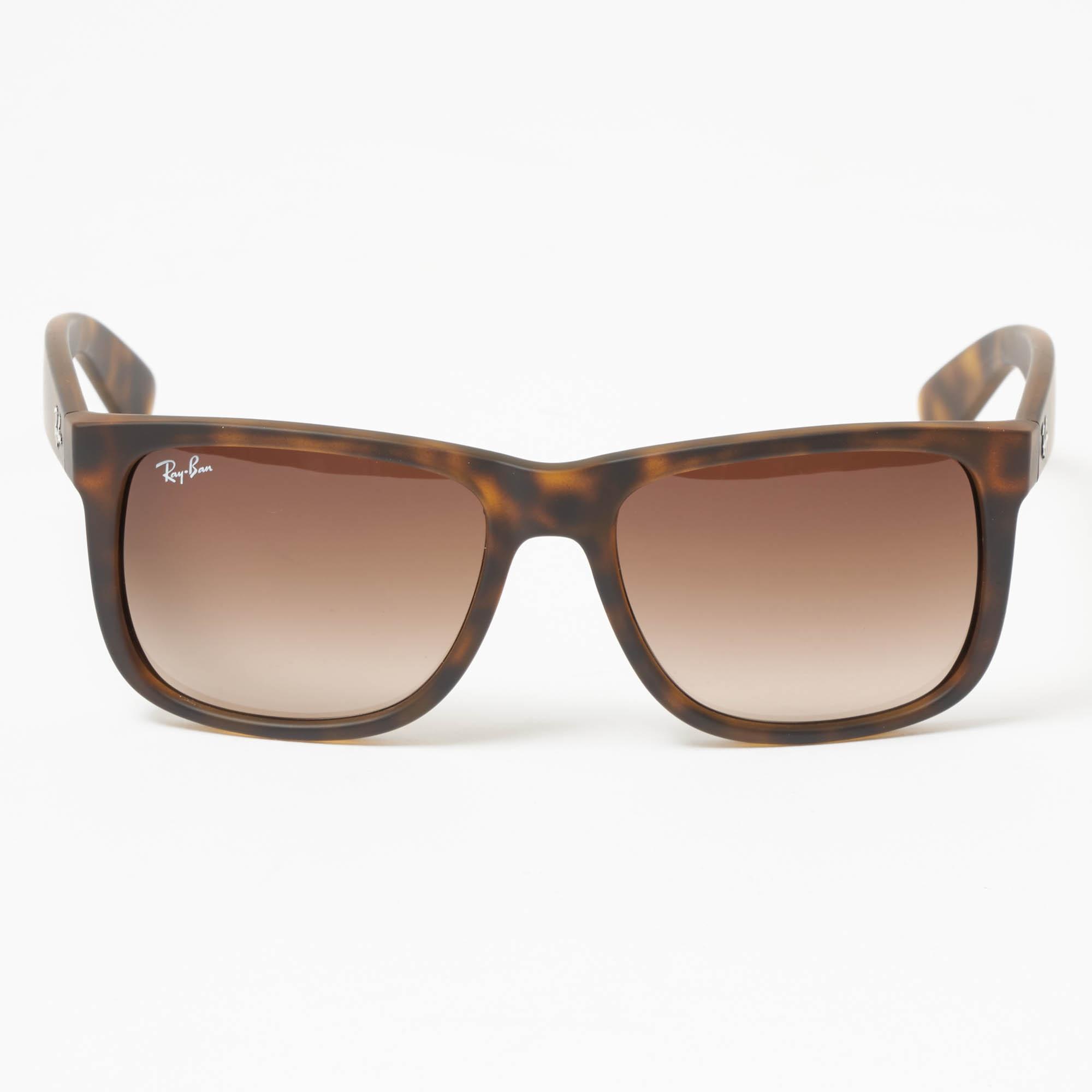 8c1cf629a7 ... Tortoise Justin Sunglasses - Brown Gradient Lenses for Men - Lyst. View  fullscreen