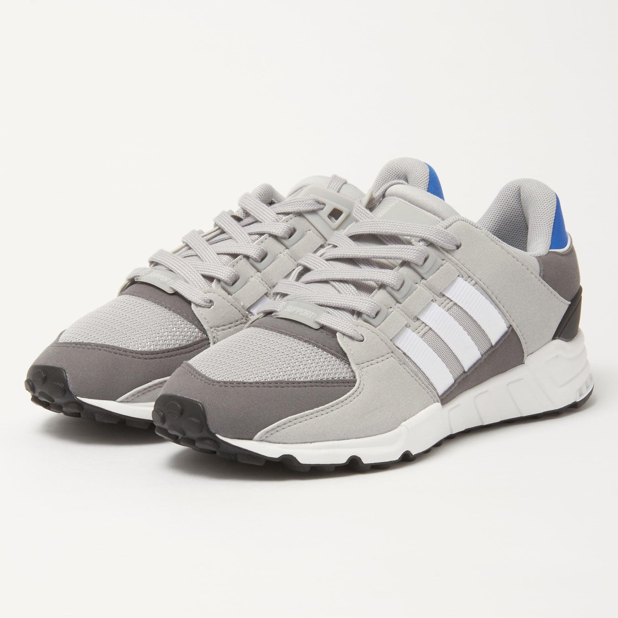 classic fit fe757 37a2e Lyst - Adidas Originals Adidas Eqt Support Rf Grey Sneaker i