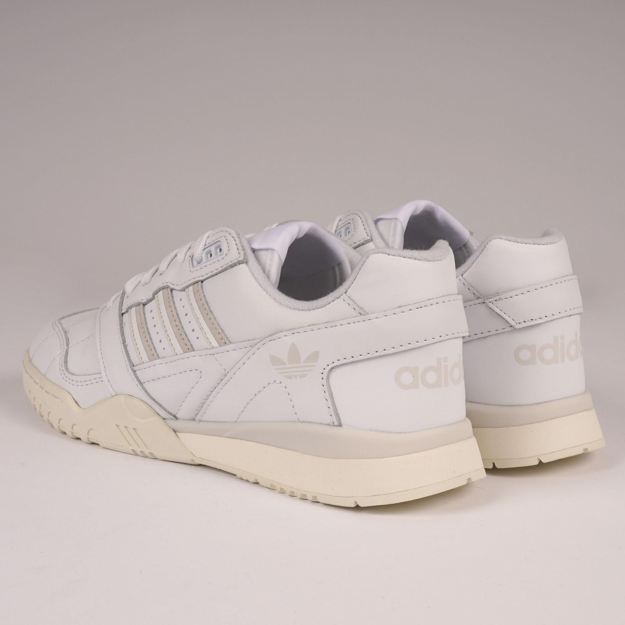 new product 7c29c bb991 Lyst - adidas Originals A.r. Trainer - Ftwr White, Raw White