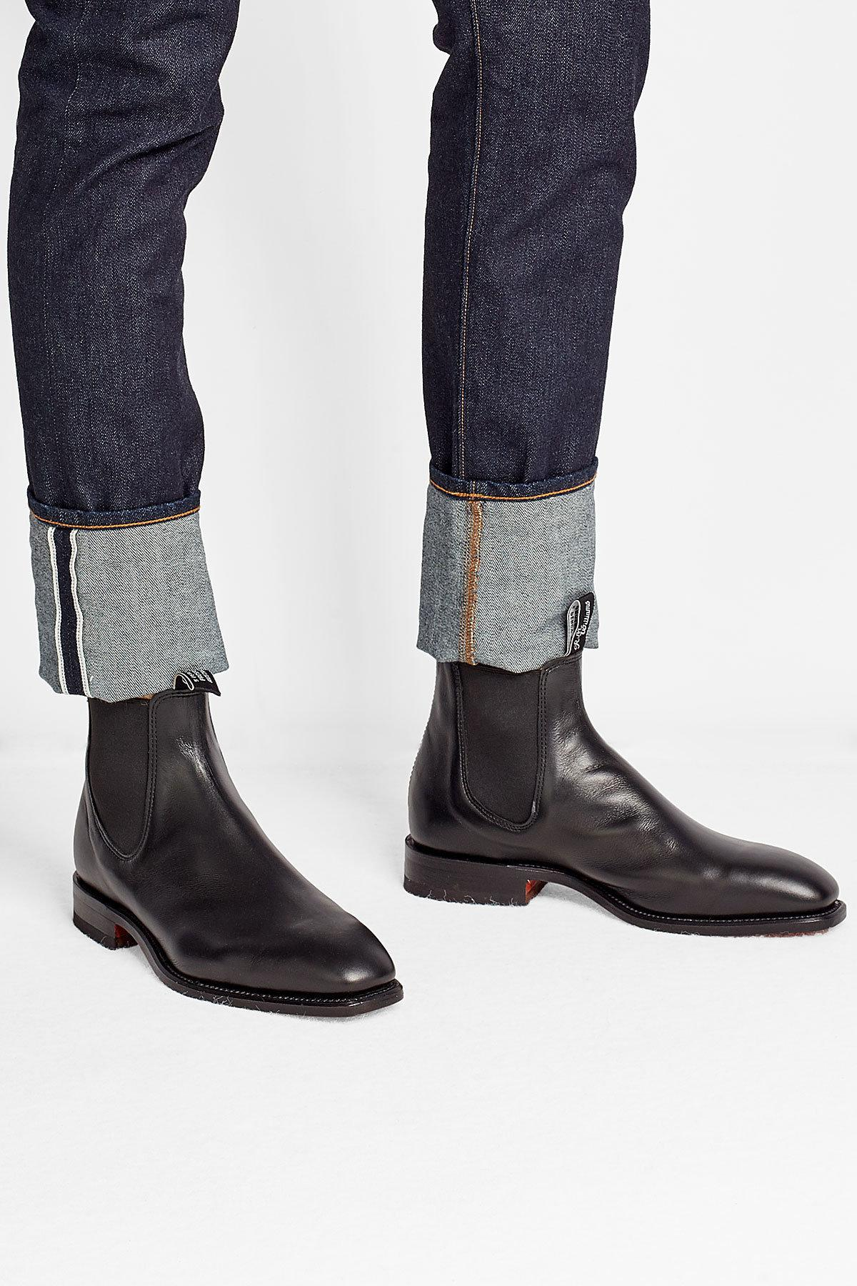 Lyst R M Williams Classic Craftsman Leather Boots For Men