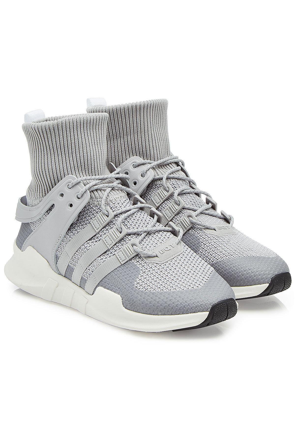 Lyst adidas Originals EQT Support ADV Winter zapatilla en gris para hombres