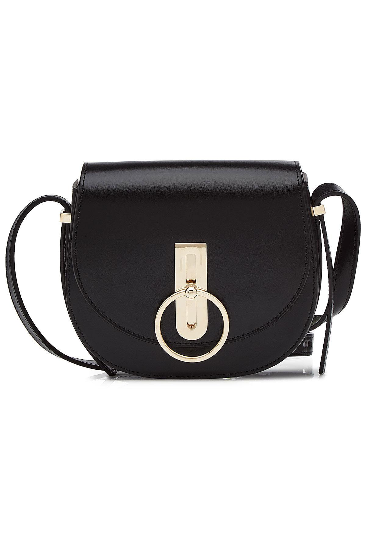 O-ring shoulder bag - Black Nina Ricci ED1uI