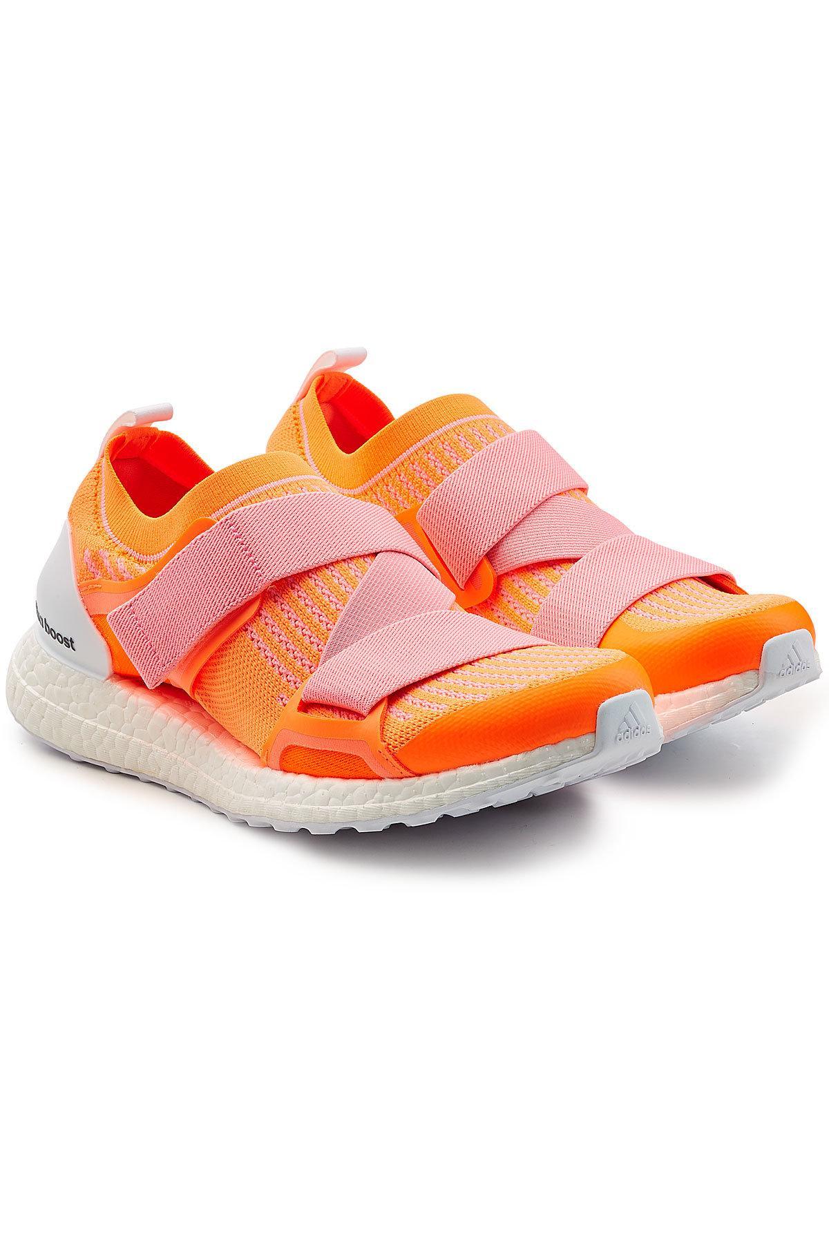 a379e998a7f79 Lyst - adidas By Stella McCartney Ultraboost X Sneakers in Orange ...