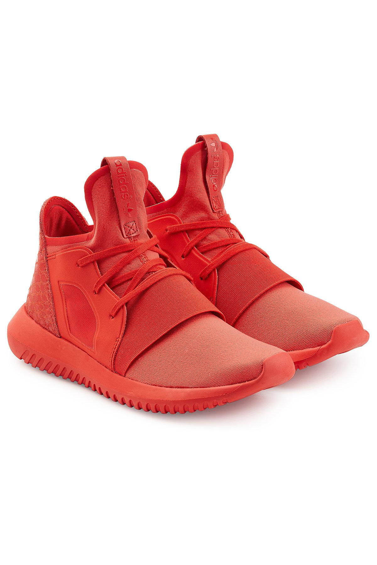 huge discount 073ed a8a32 ... where can i buy adidas originals. womens red tubular x sneakers eeeb6  b0551