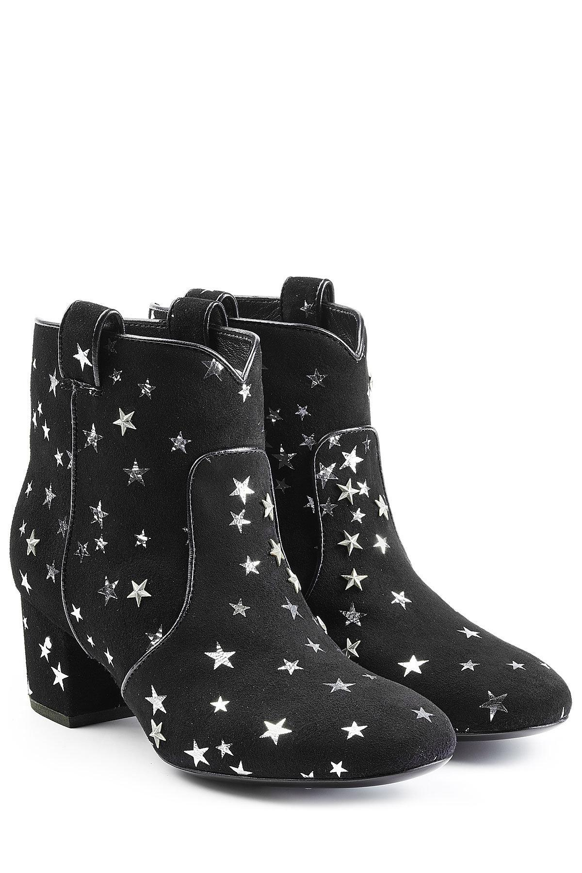 Laurence Dacade Canvas Round-Toe Ankle Boots cheap latest collections clearance professional discount wiki outlet new arrival QpEfOvj6