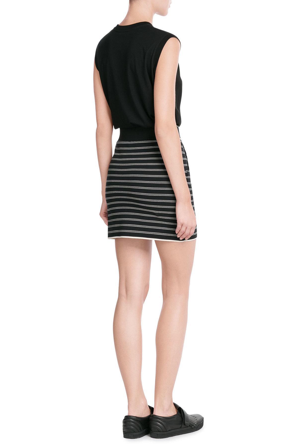 bridget regan mini skirt