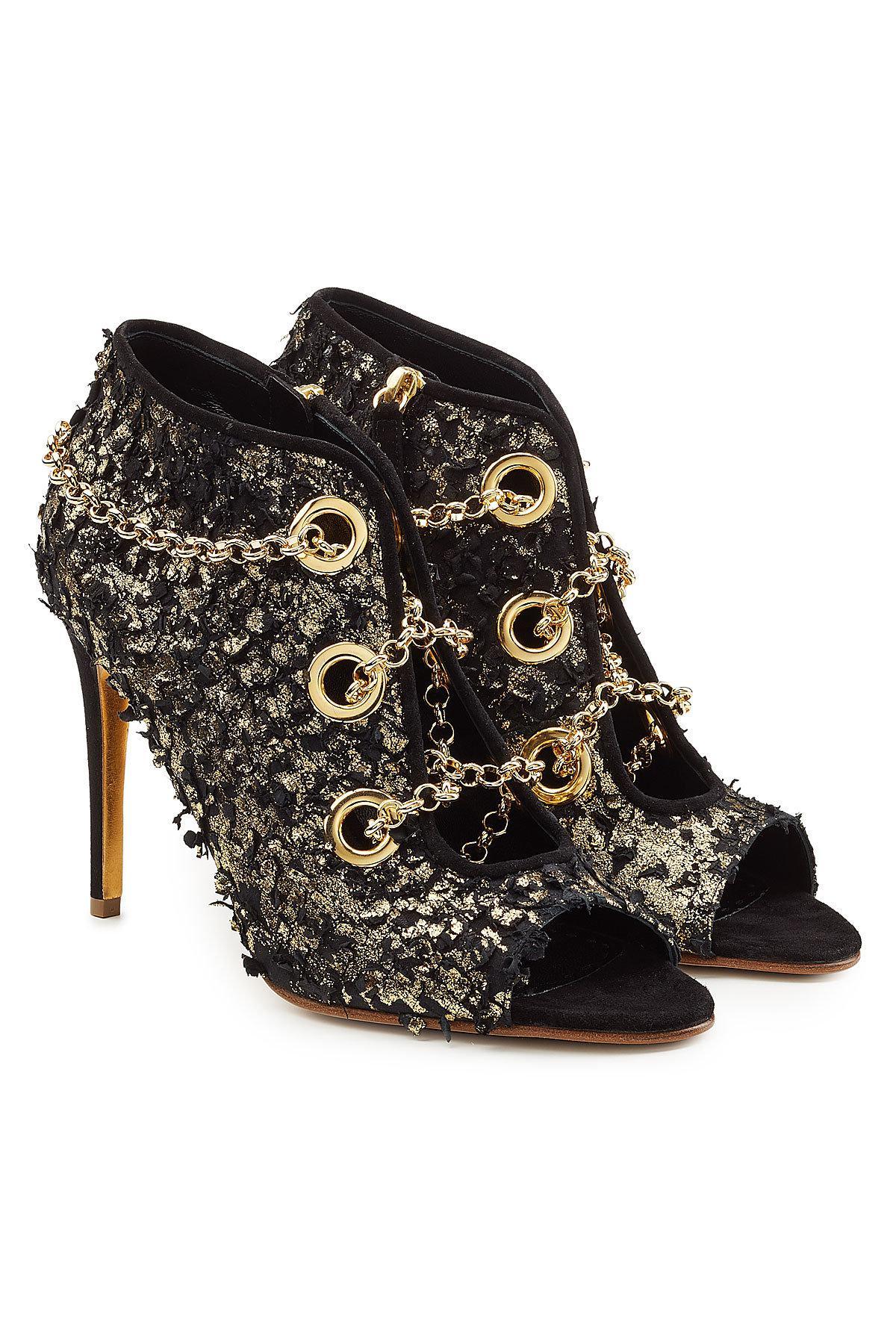 Clearance Newest Nicekicks Sale Online Rupert Sanderson Women's Nightingale Venus Suede Heeled Shoe Boots Free Shipping Geniue Stockist pXvg6dRZEL