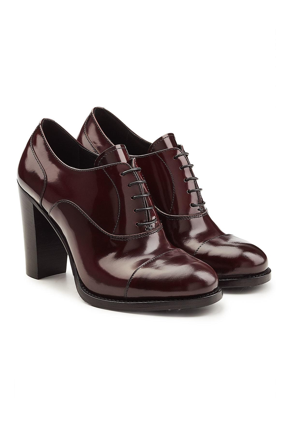 Church's Patent Leather Lace Ups KnJey