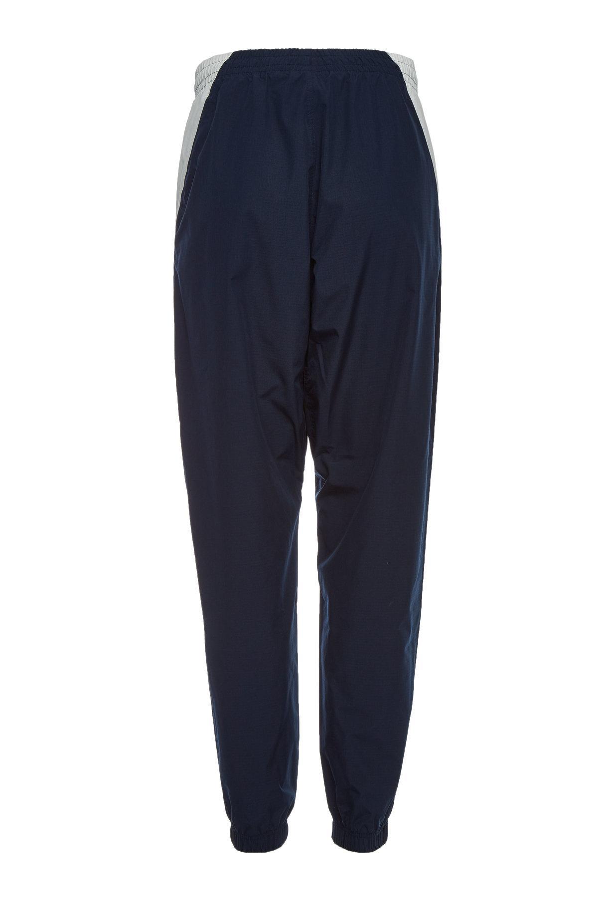 bea6d68357d43 Adidas Originals - Blue Pantalon de jogging EQT WARM UP for Men - Lyst.  Afficher en plein écran