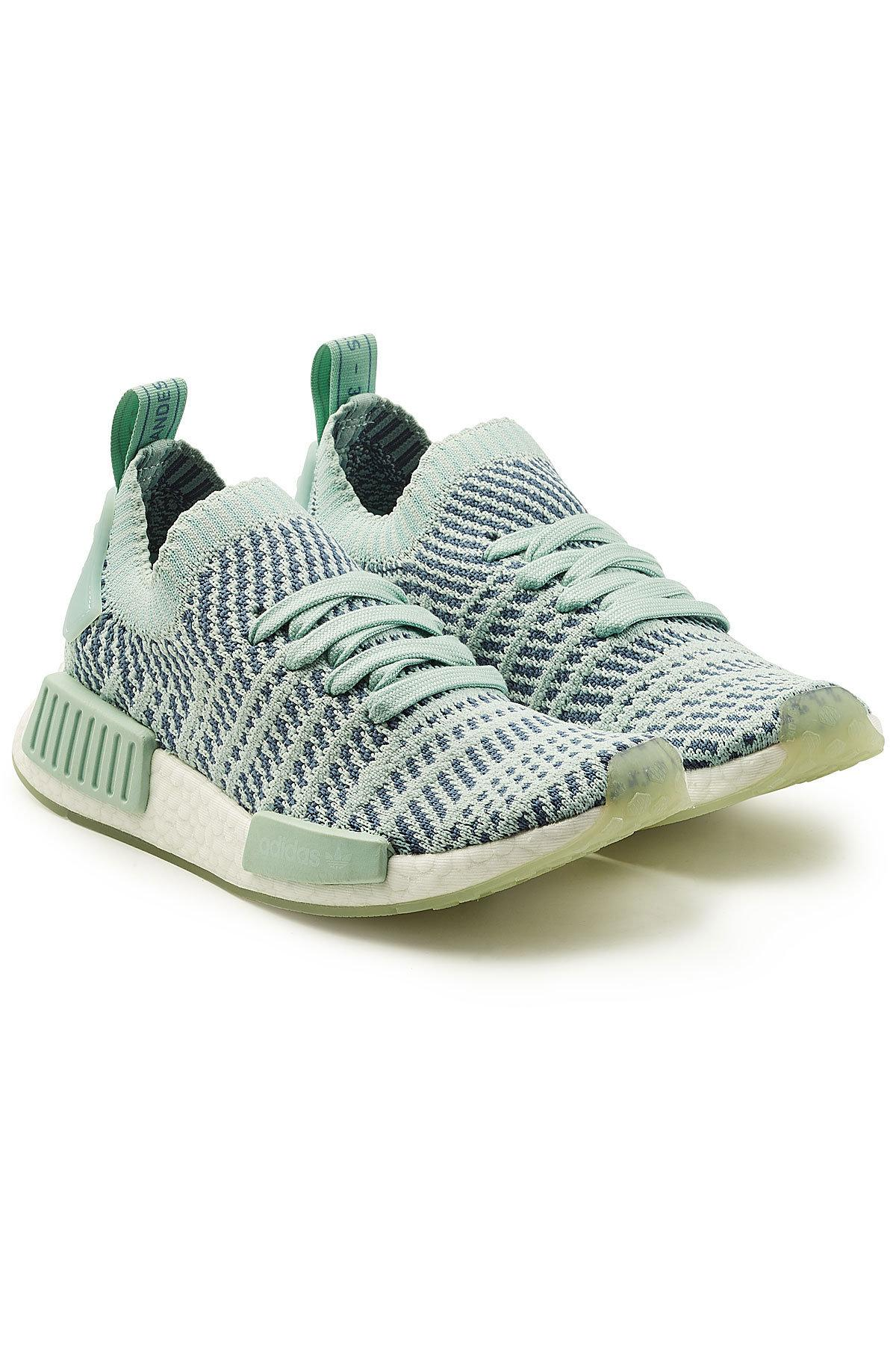 best website 7be58 4bde7 adidas Originals. Women s Nmd R1 Stlt Primeknit Sneakers