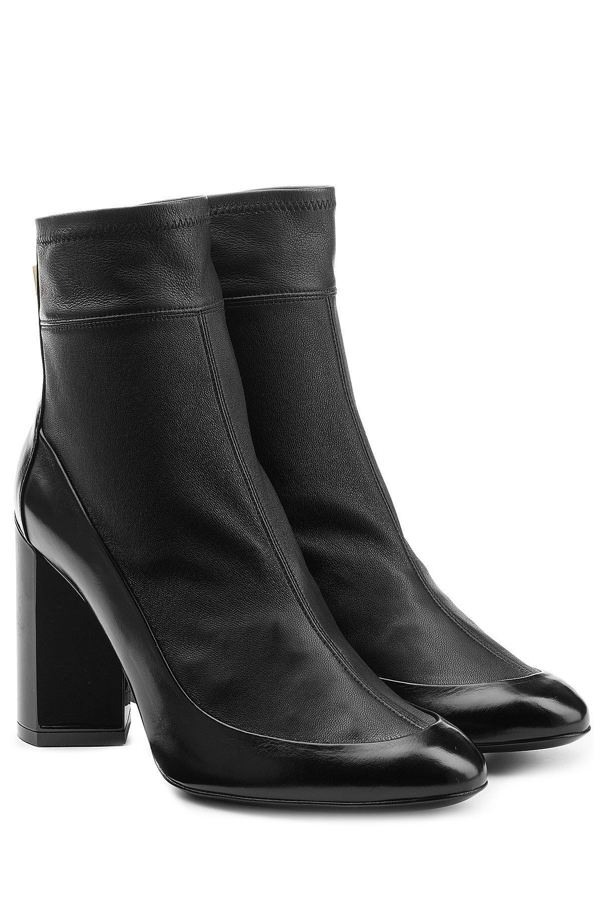 100% original online latest cheap price Pierre Hardy Leather Ankle Boots outlet best prices Rlv1yKgQWs