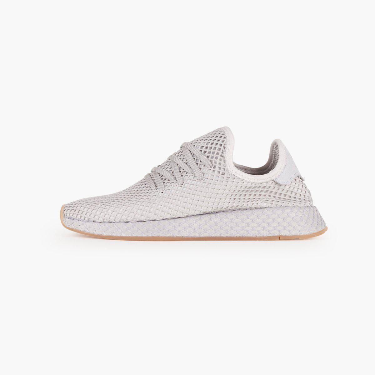3c465ad7cd4 adidas Originals Deerupt Runner in White - Lyst