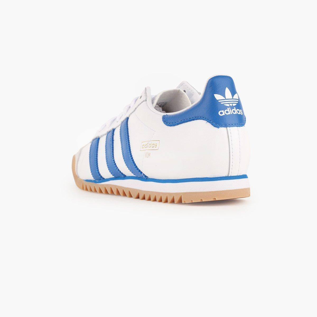 9cf780e8 adidas Originals Rom in Blue for Men - Lyst