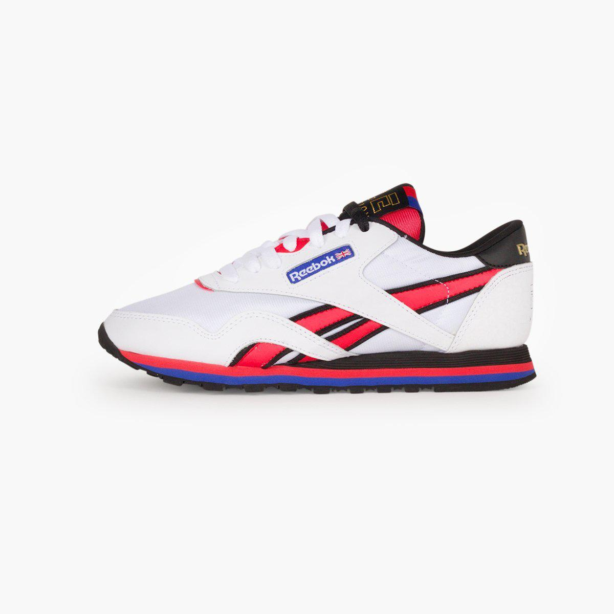Reebok X Pe Nation Classic Leather Nylon Women s - Lyst 2a53dc967