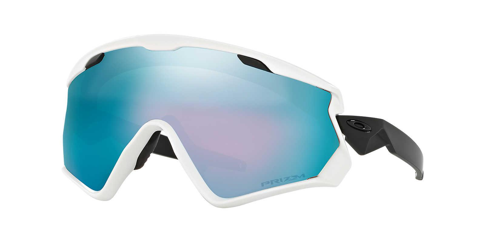 628b72950820 Oakley Unisex Sunglass Oo7072 45 Wind Jacket 2.0 Prizm in Blue for ...