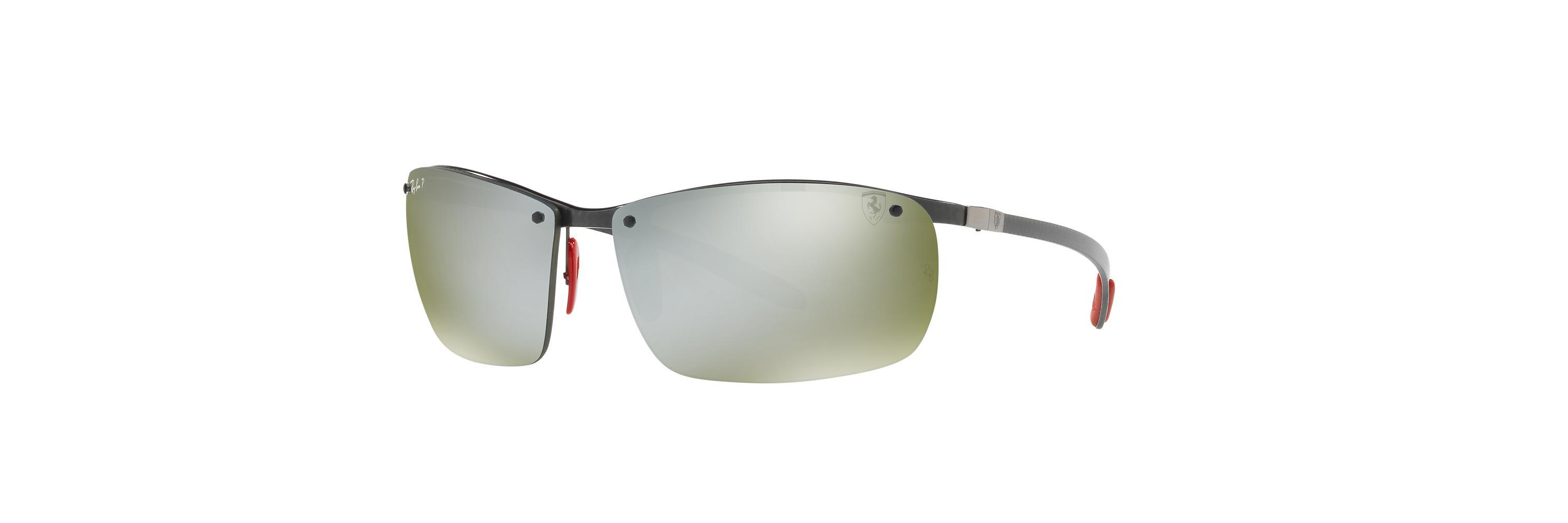 3c43eed7e358c Lyst - Ray-Ban Rb8305m Scuderia Ferrari in Green for Men