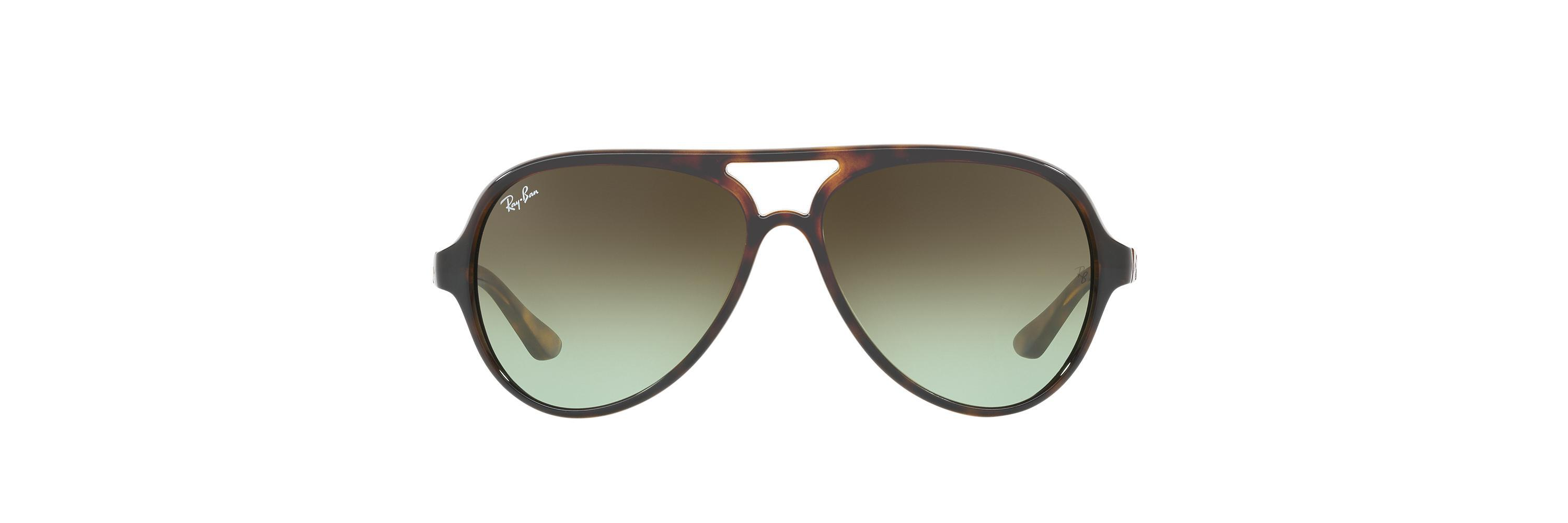 Lyst - Ray-Ban Rb4125 59 Cats 5000 in Brown