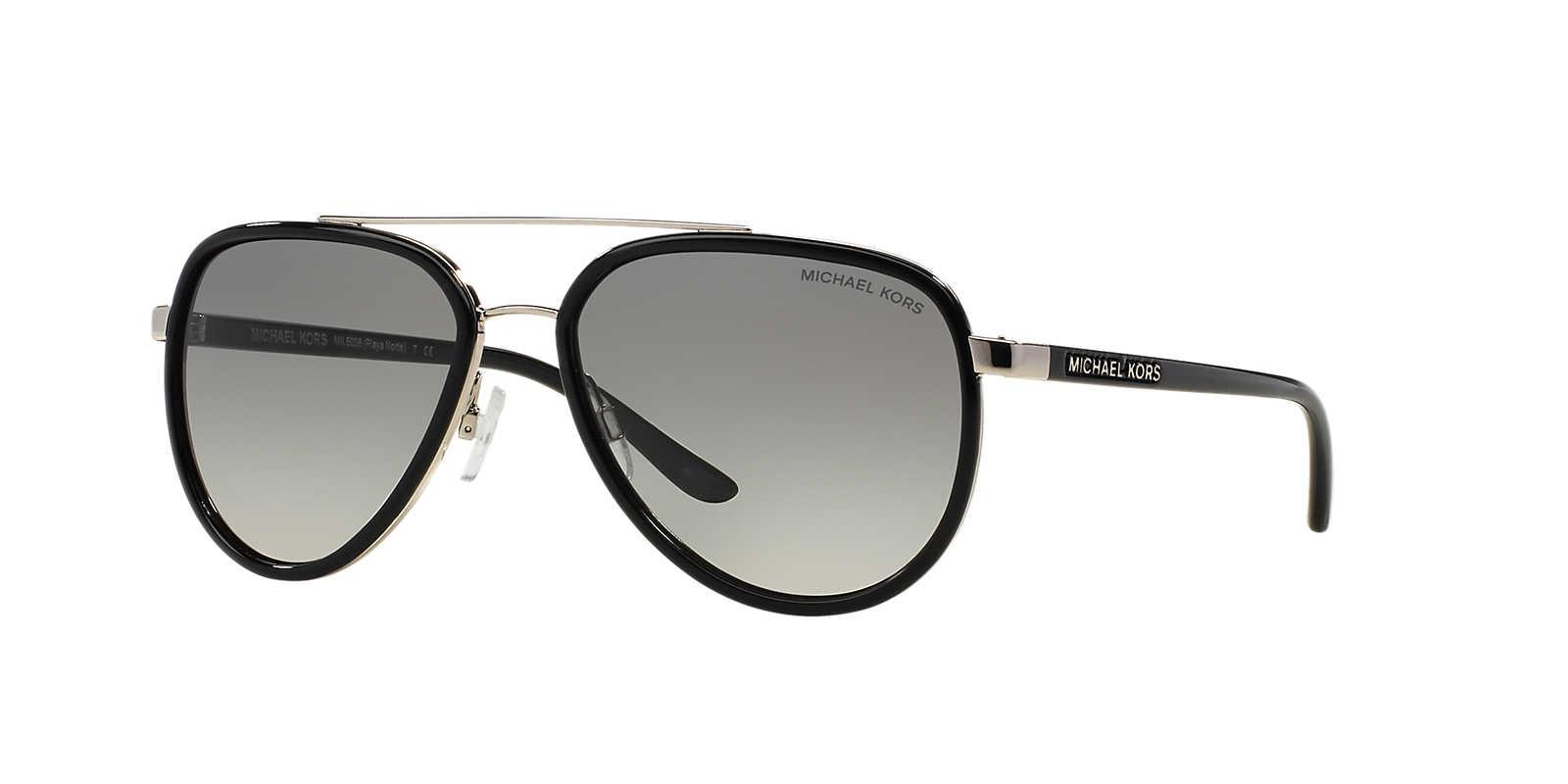 ebb6494aef01e Michael Kors - Gray Unisex Sunglass Mk5006 57 Playa Norte for Men - Lyst.  View fullscreen