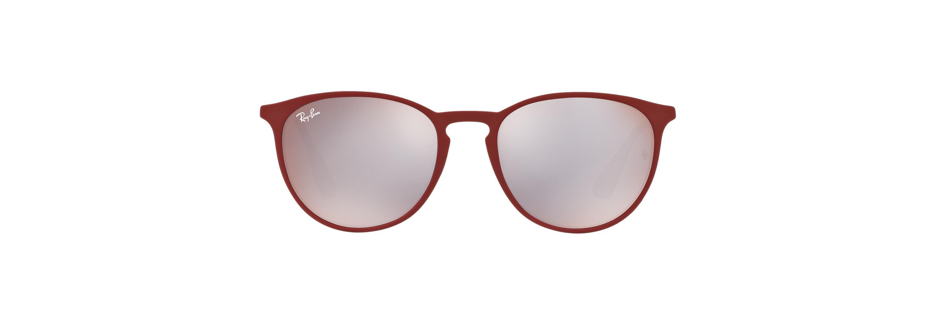 1a7072ce077 Lyst - Ray-Ban Rb3539 Erika Metal Mirror Collection in Red